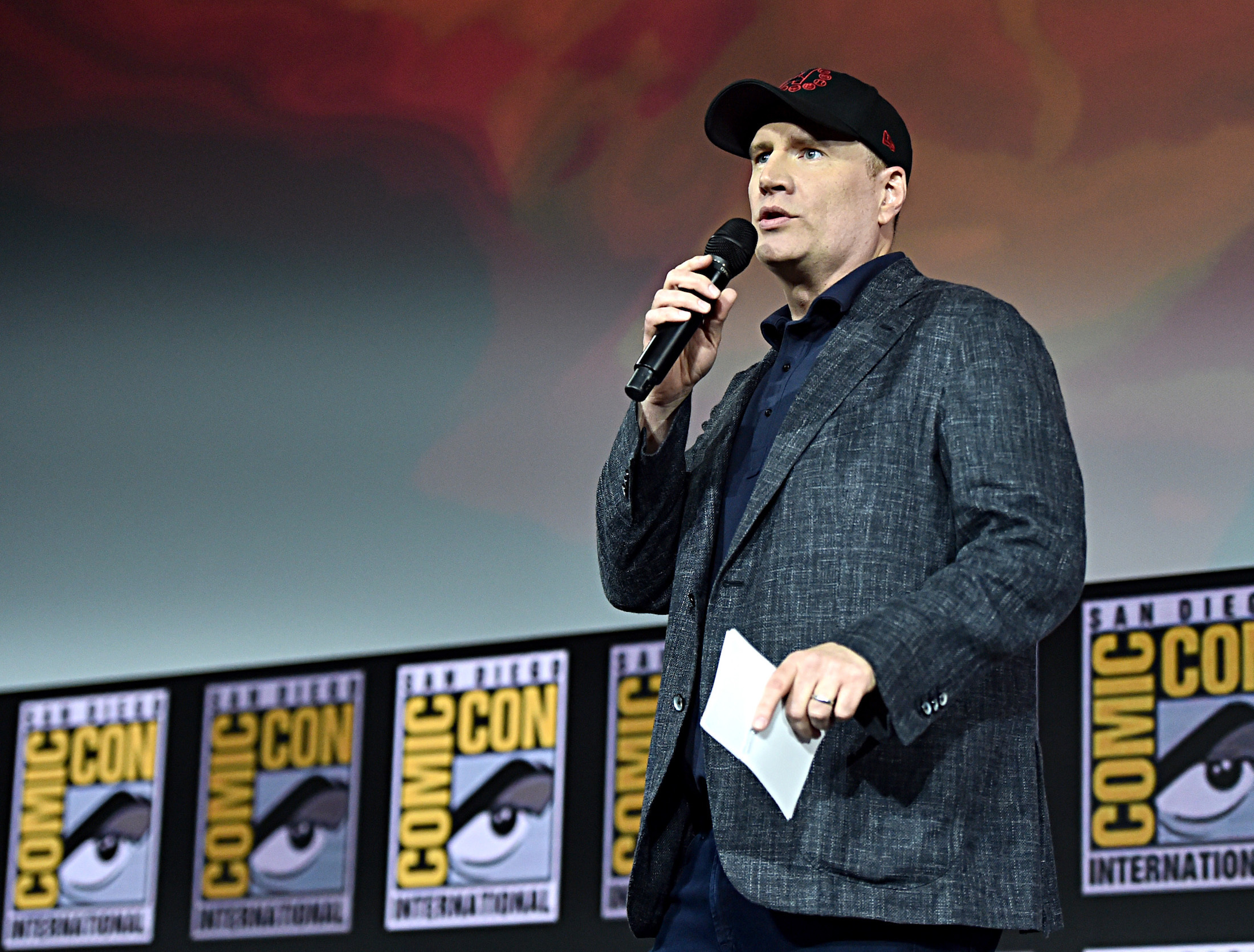 Kevin Feige is now in charge of everything Marvel: movies, TV, and more