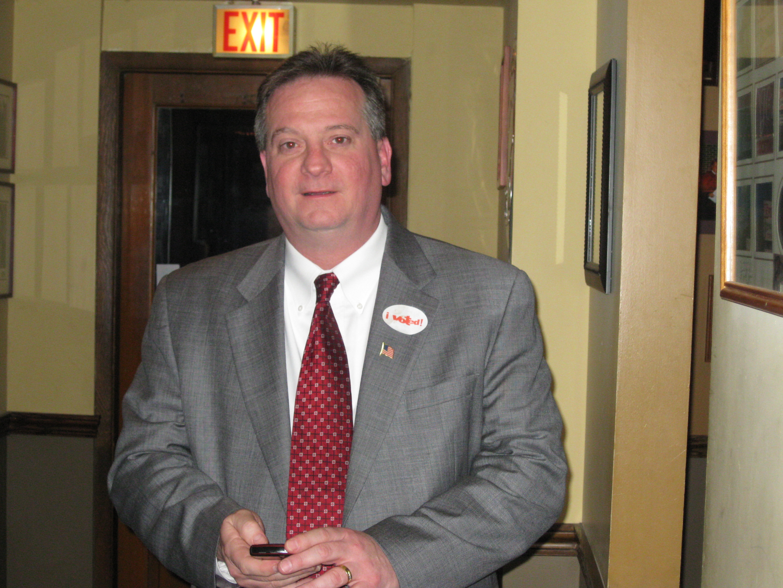 Cook County Commissioner Jeff Tobolski
