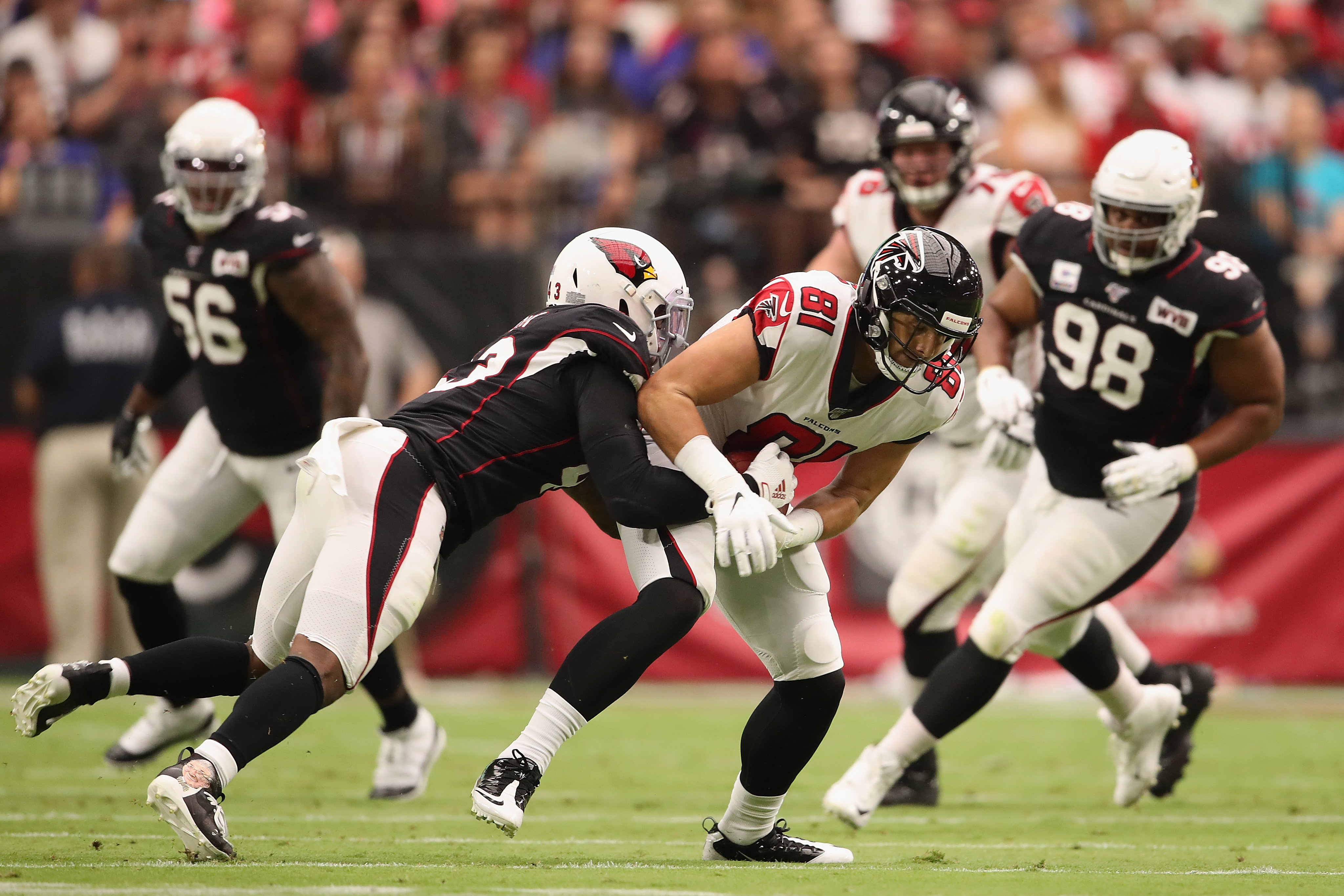 Atlanta Falcons v Arizona Cardinals