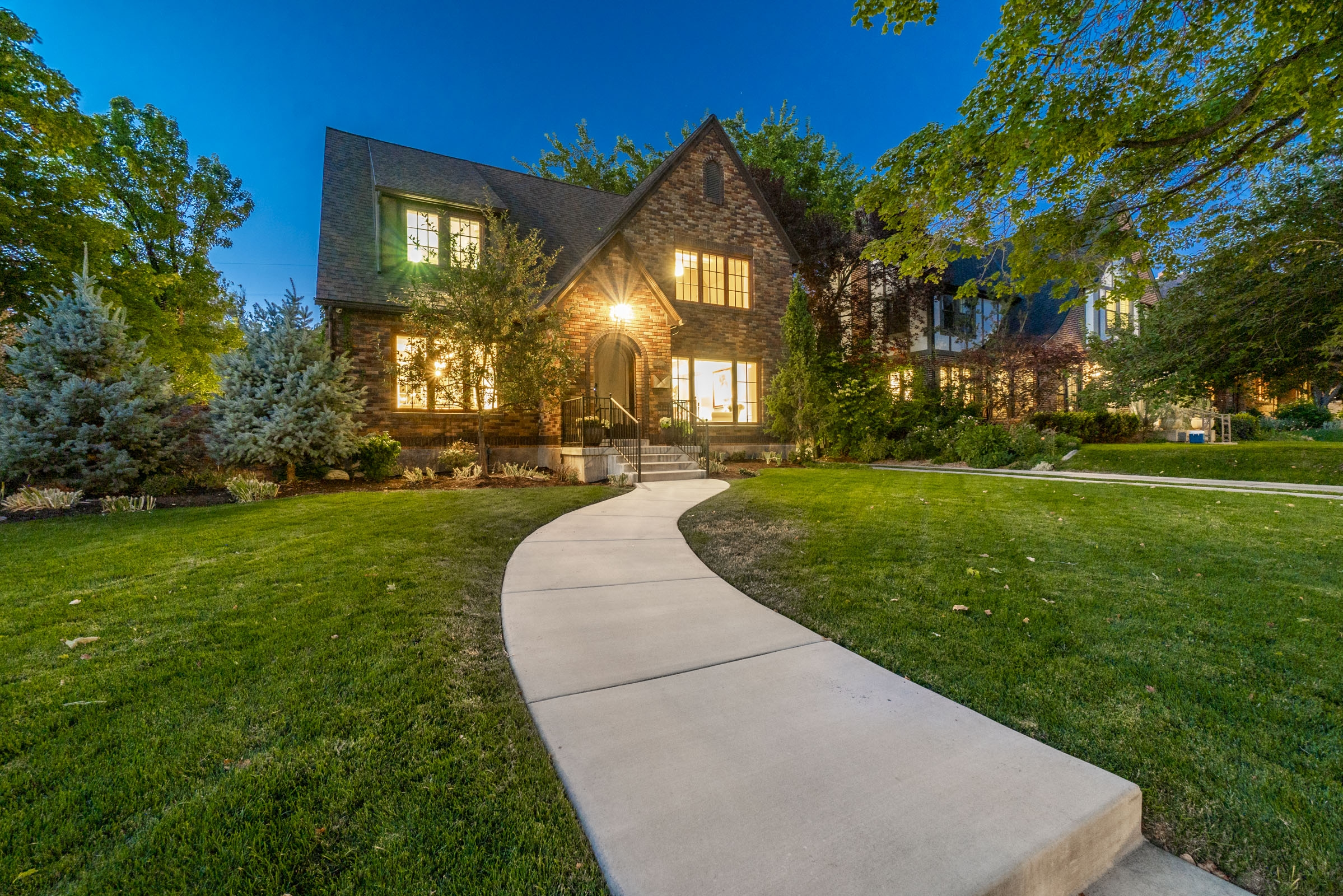 This home on Yale Avenue in Salt Lake City is on the market for $1,290,000. Sales of Utah homes priced $1 million-plus are on a record-breaking pace in 2019.