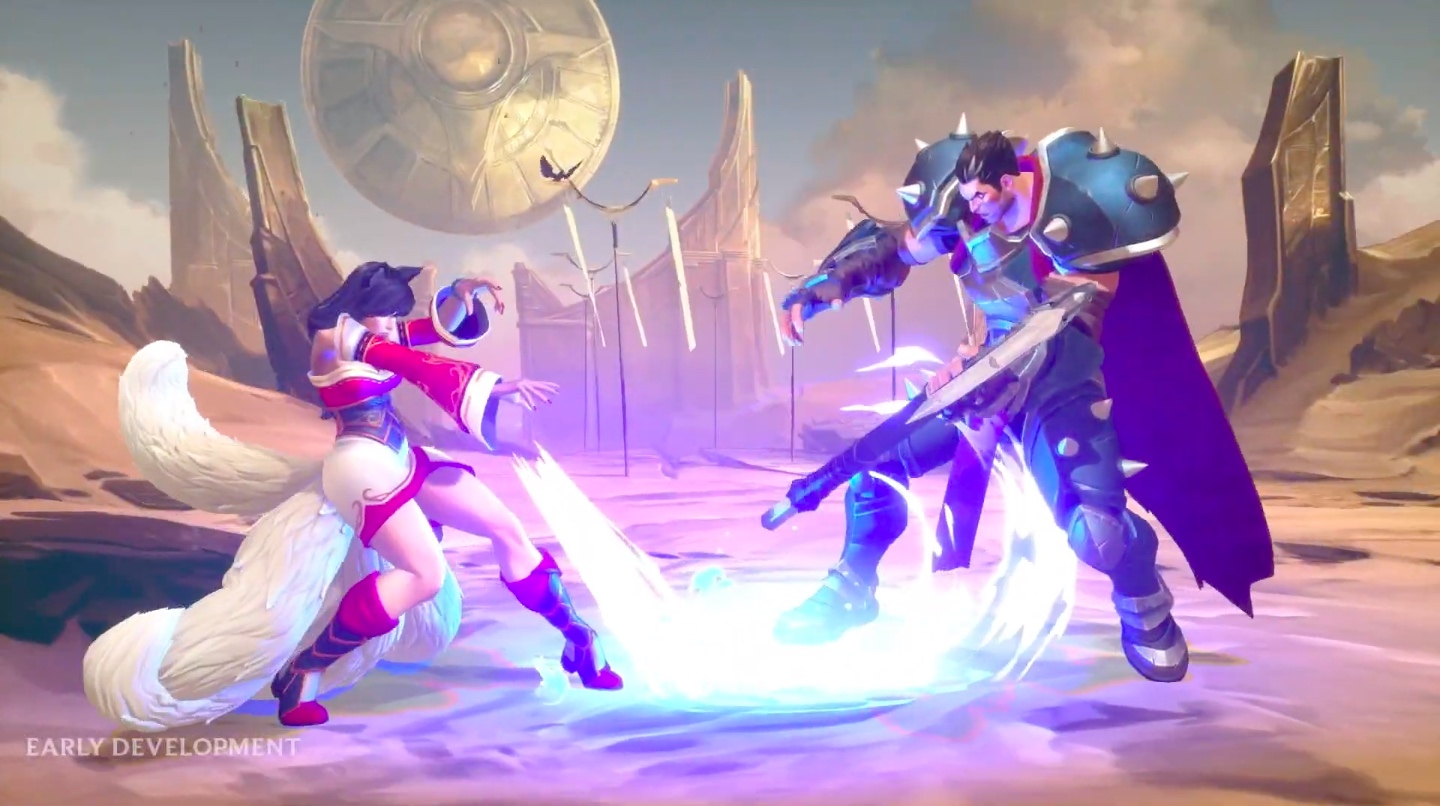 League of Legends fighting game is Riot's 'Project L'