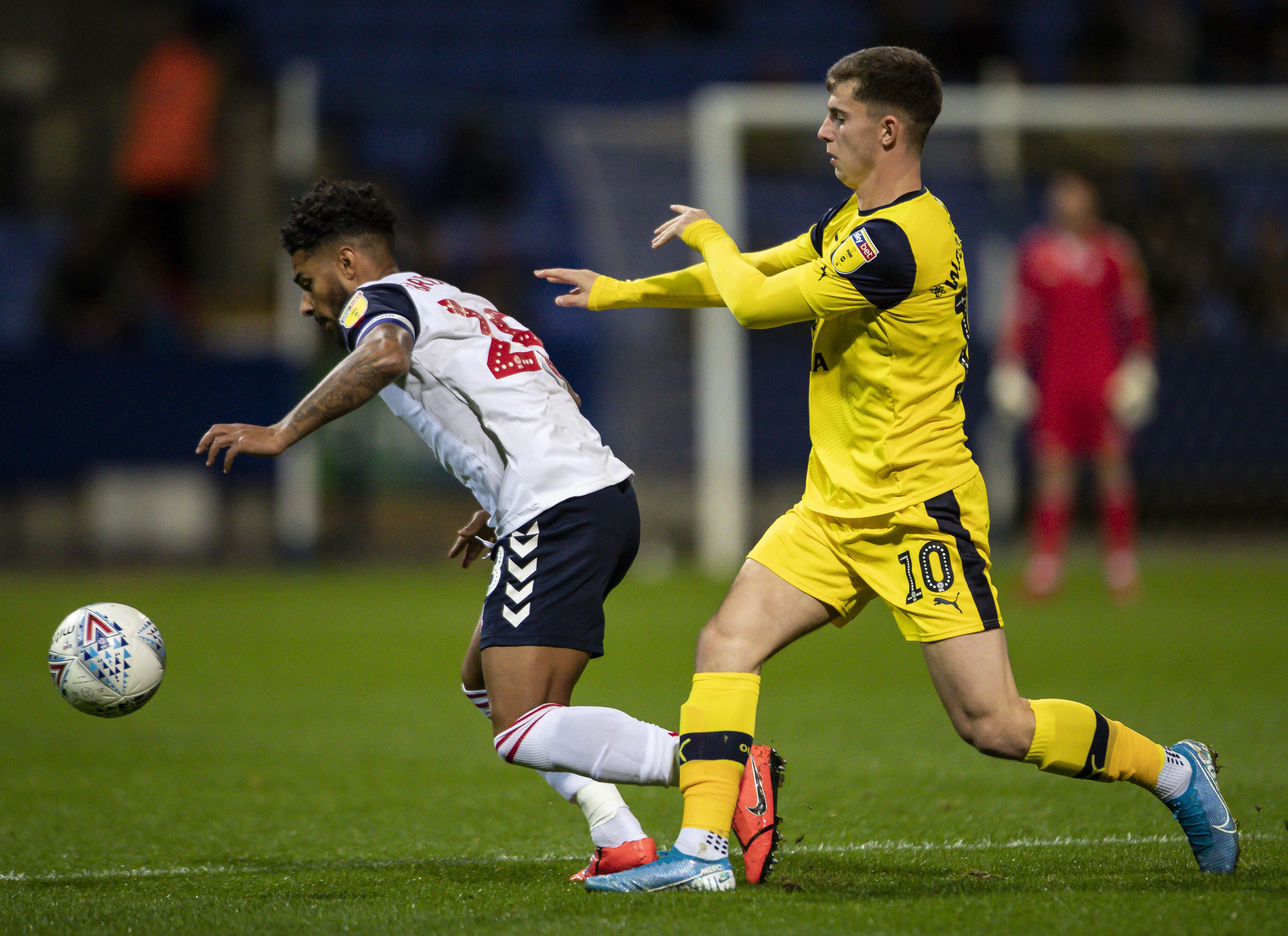 Bolton Wanderers v Oxford United - Sky Bet League One