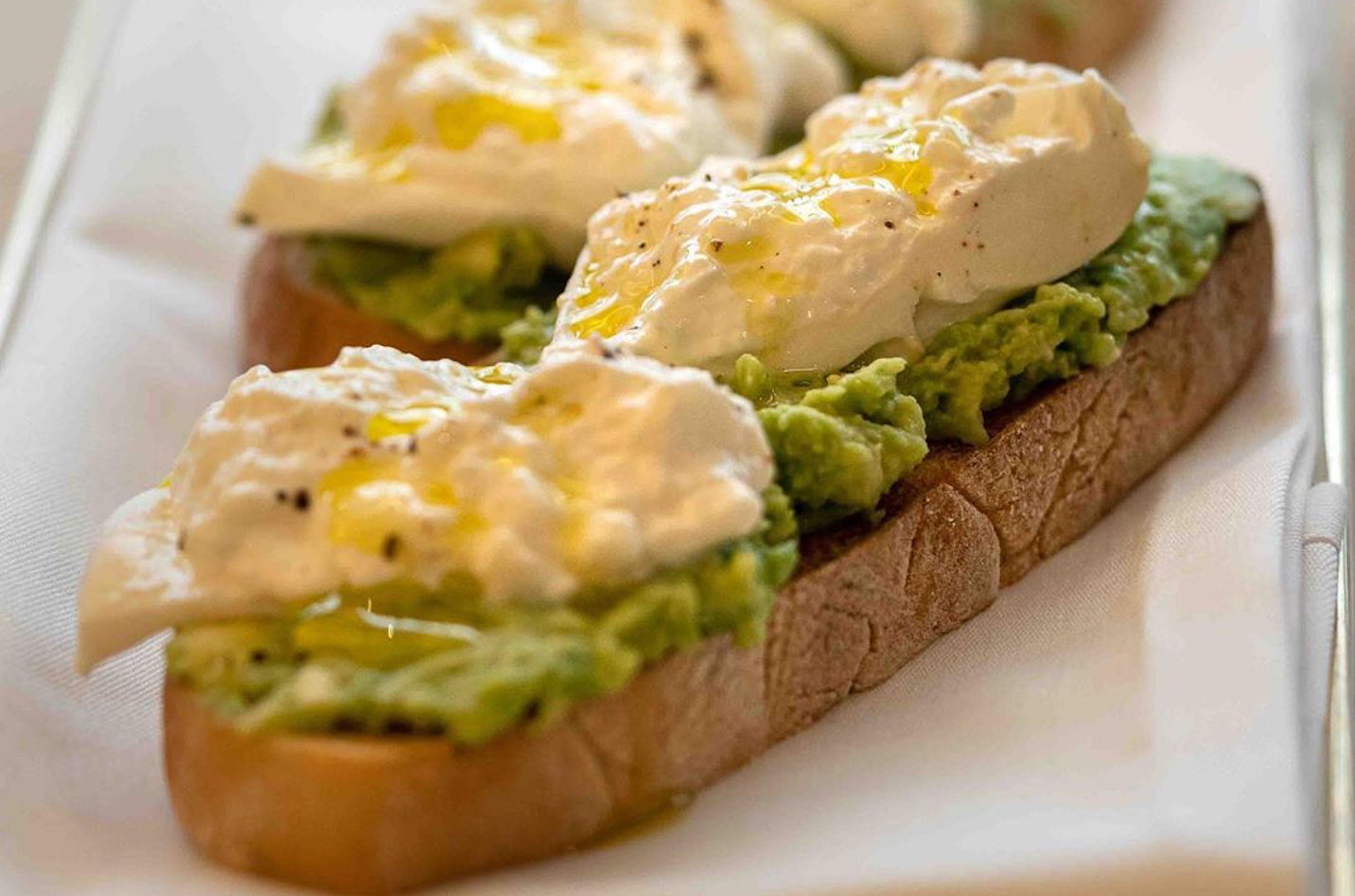 Dessert Maestro Albert Adria Can't Avoid Avocado Toast's Death Grip on Brunch