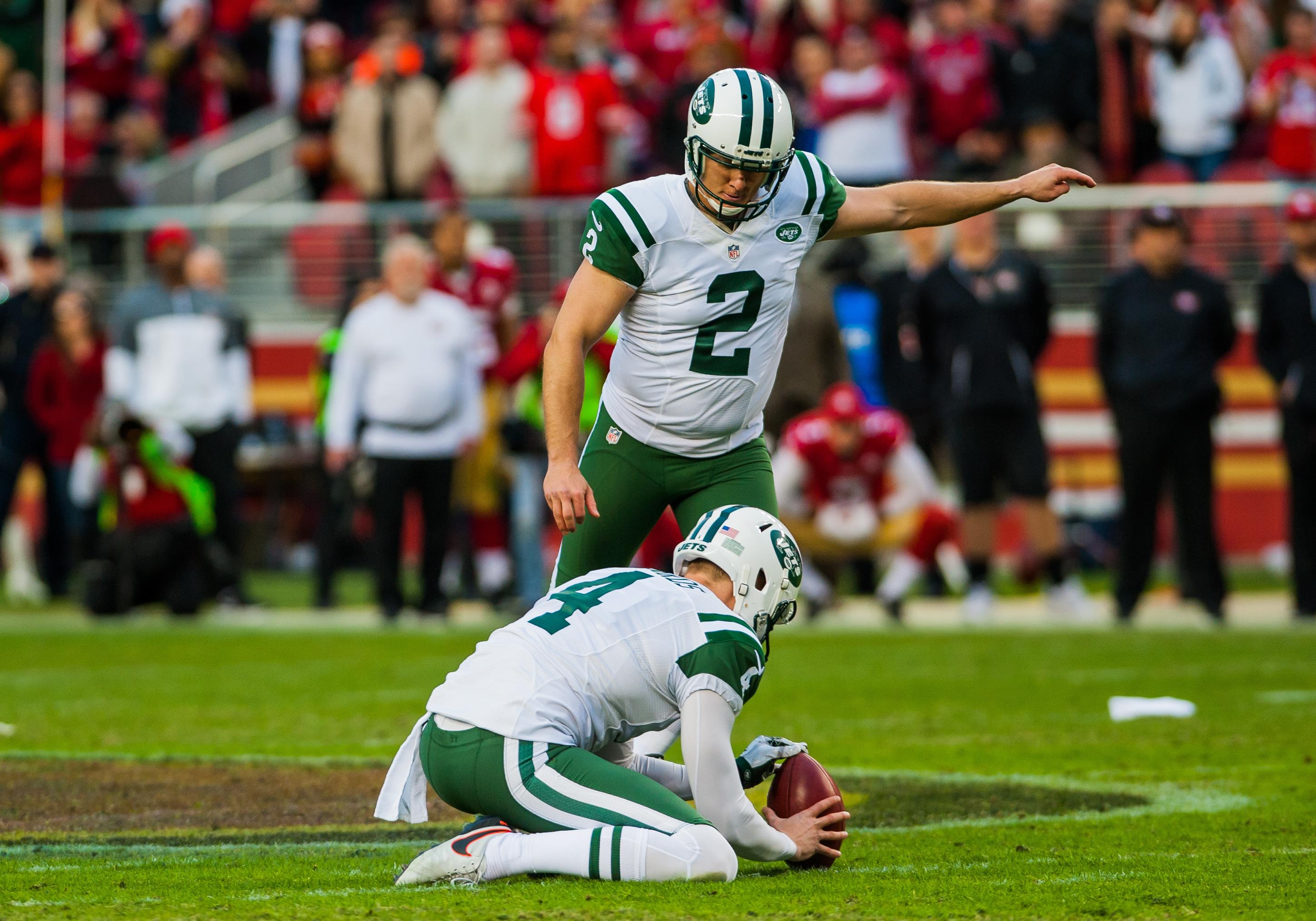 NFL: DEC 11 Jets at 49ers