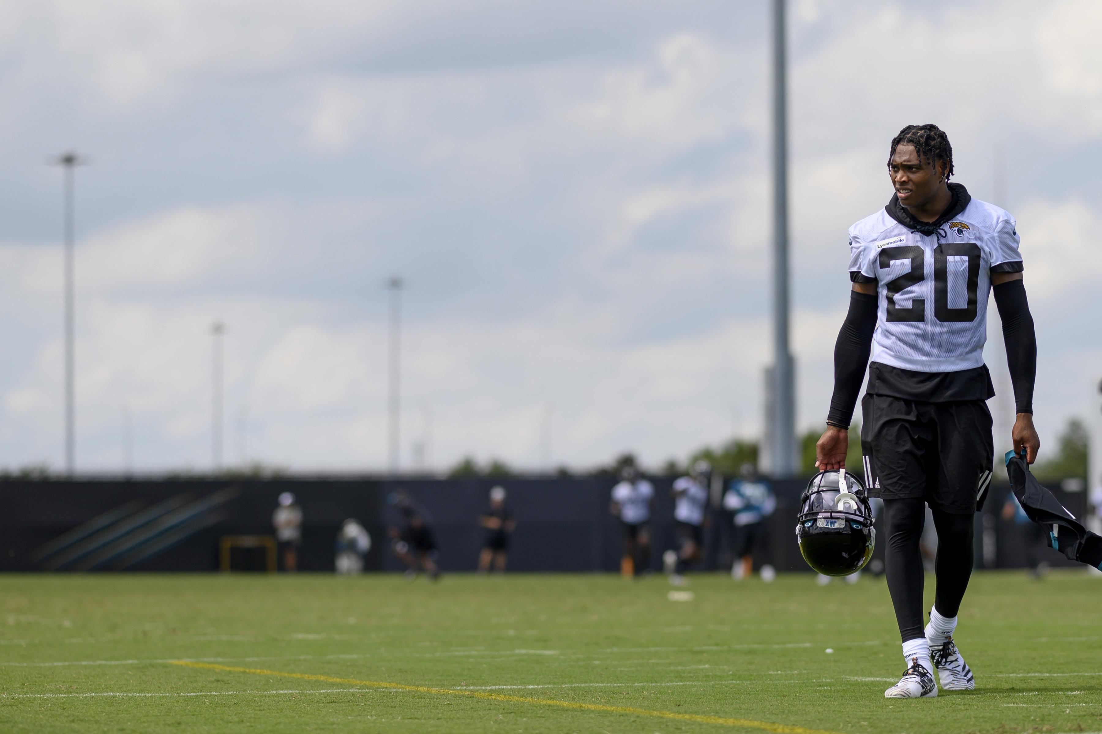 NFL: Jacksonville Jaguars-Training Camp