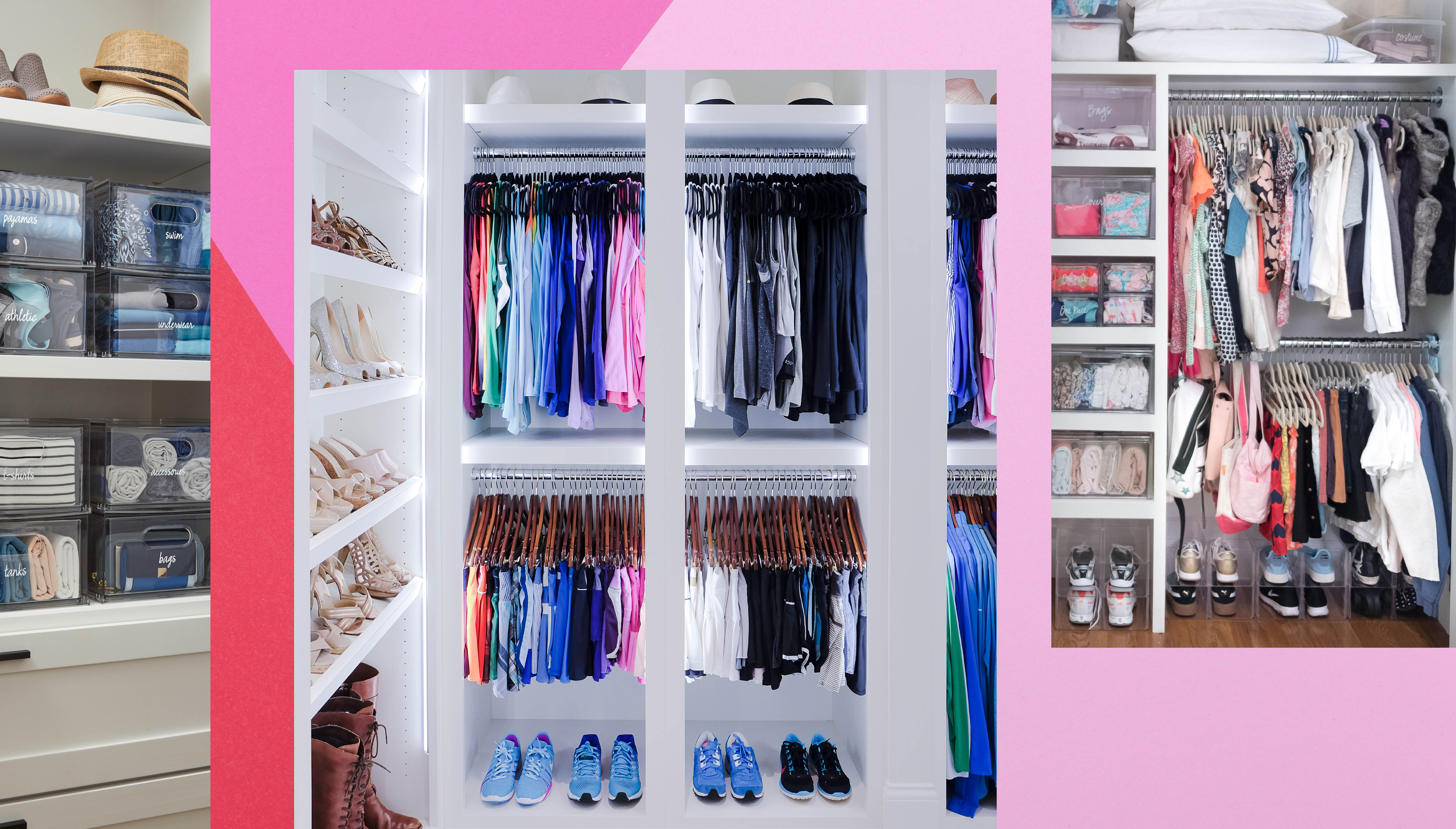 The quest for the perfect closet