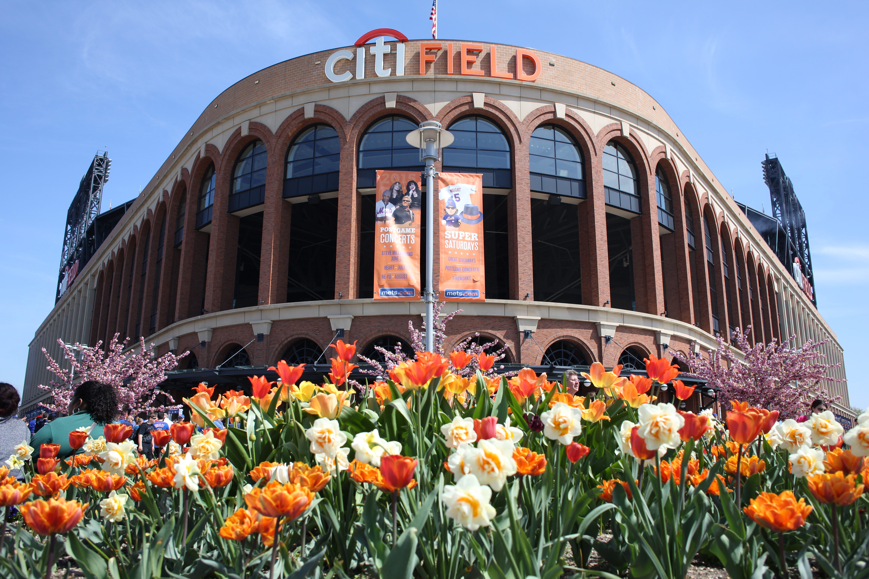 Baseball. MLB. New York Mets Vs Washington Nationals. Citi Field, New York. USA.