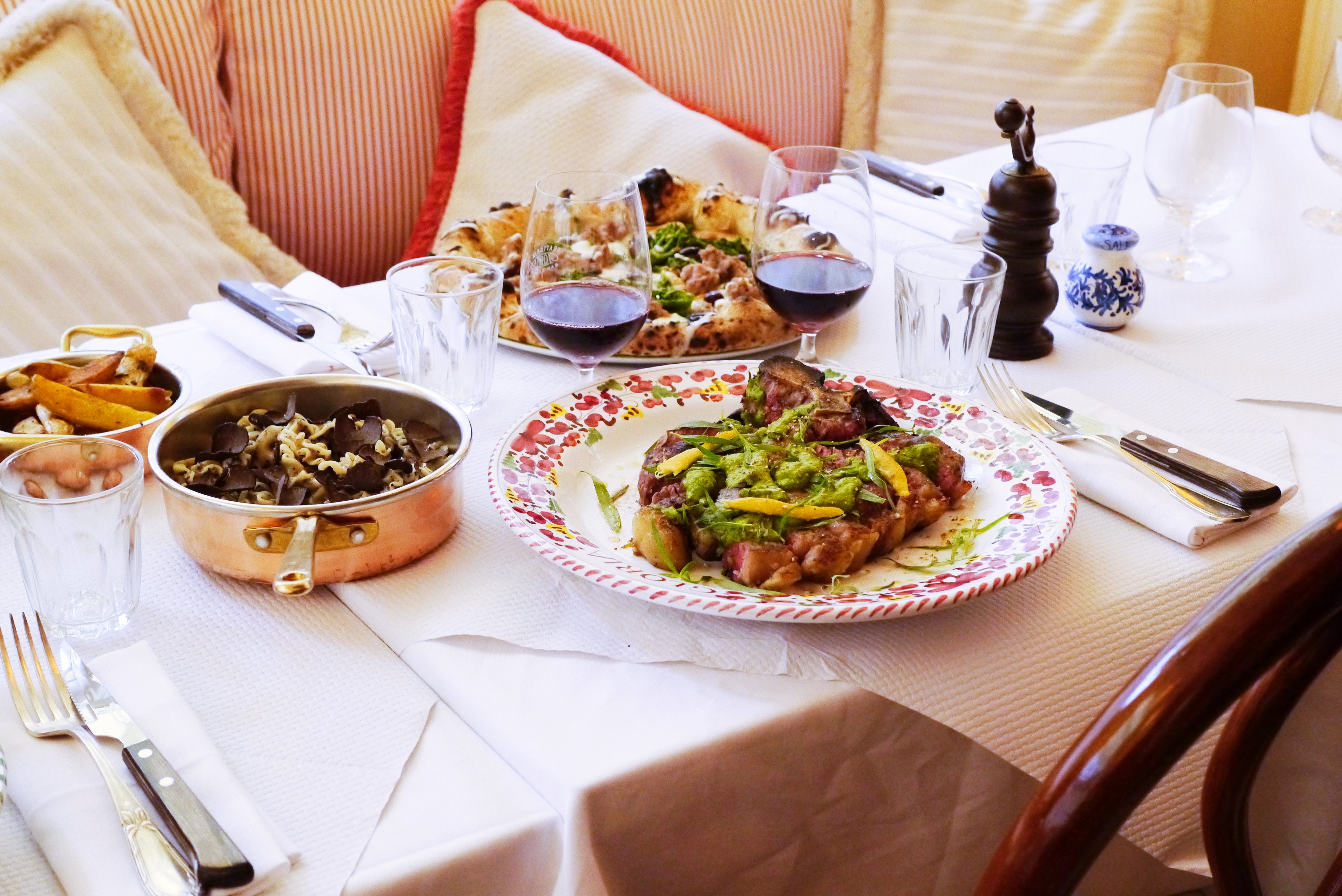 Wildly Extra Italian Restaurants Gloria and Circolo Popolare Plan Covent Garden Opening