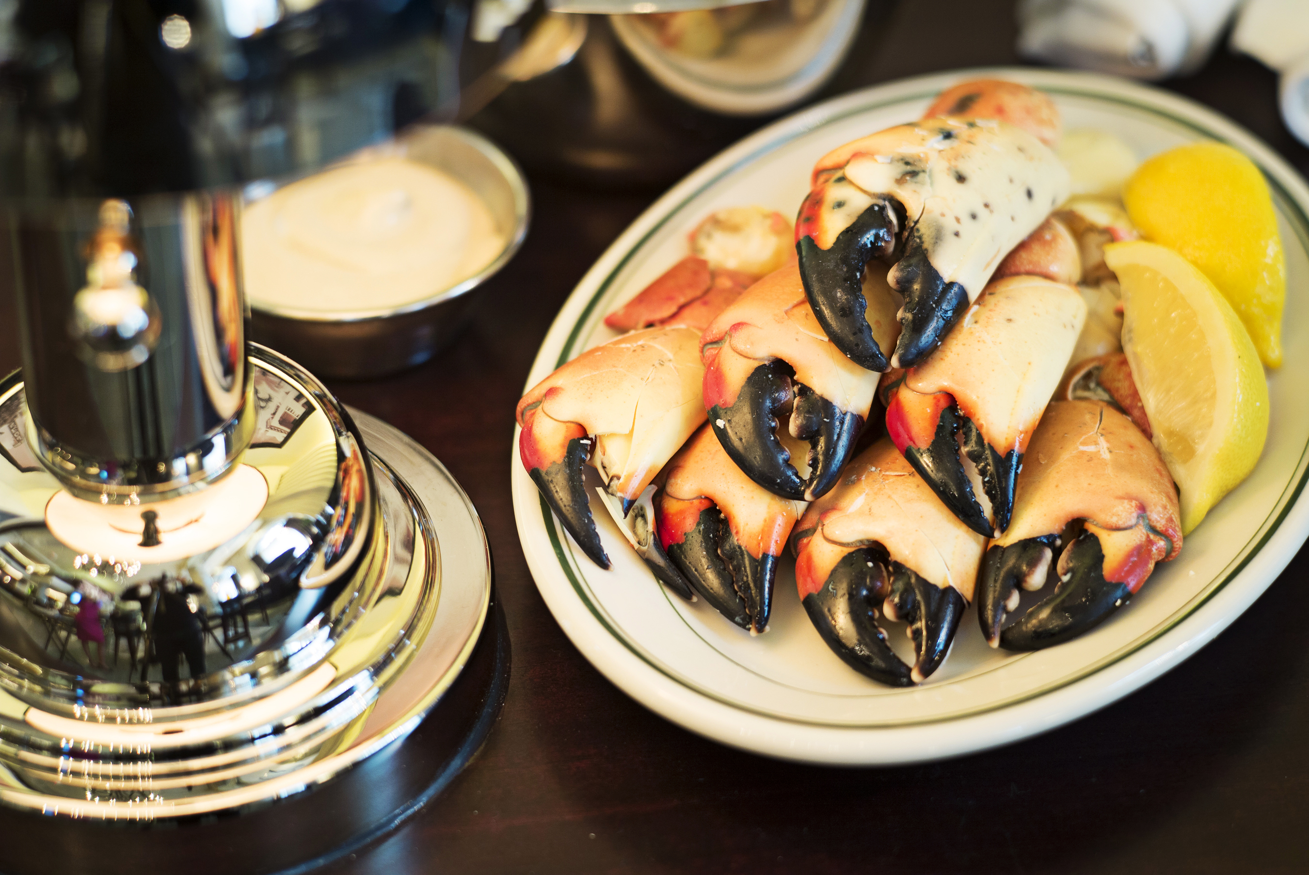 10 Solid Spots to Score Stone Crabs in Miami