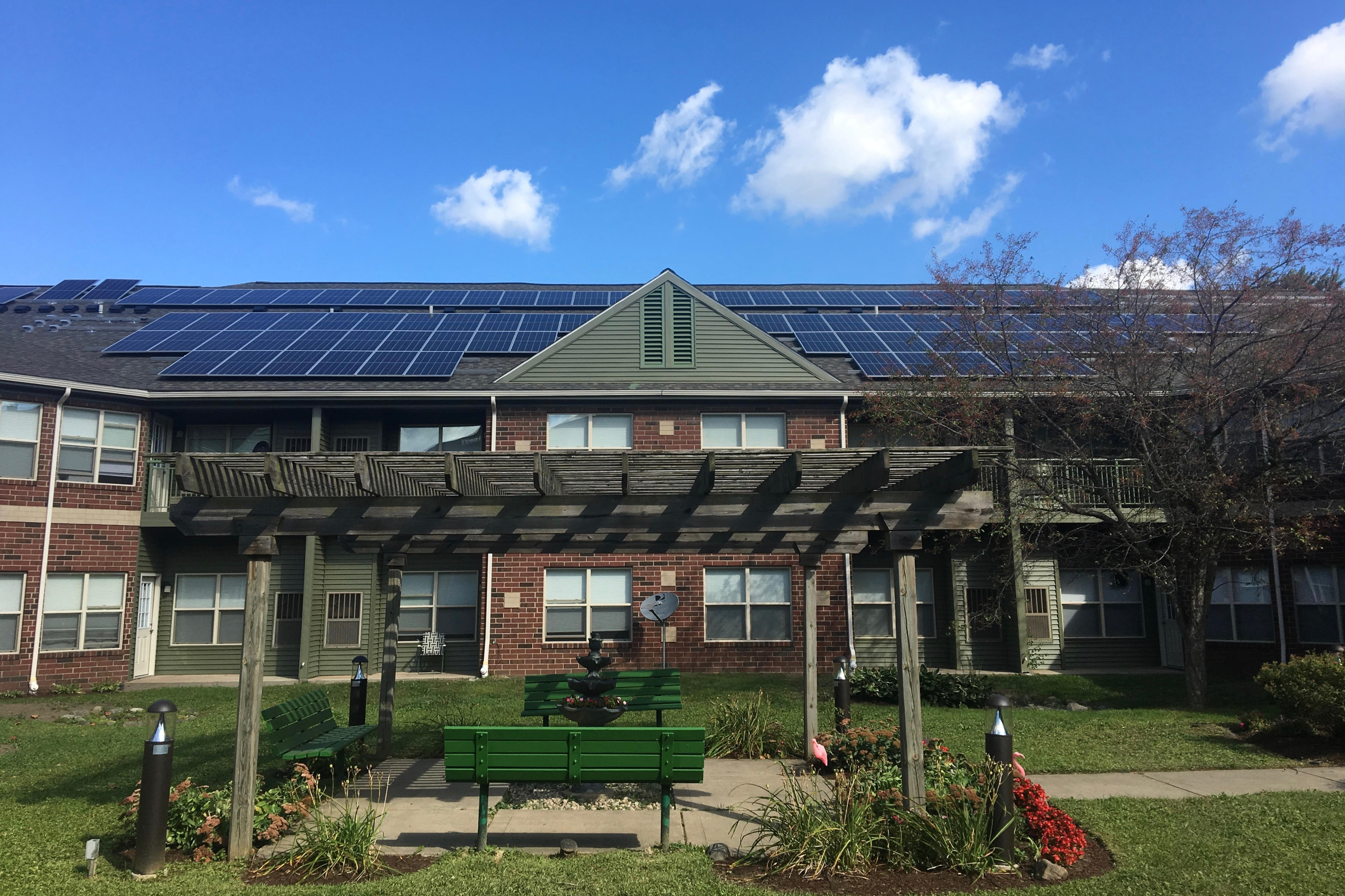 Does solar energy have a future in Detroit?
