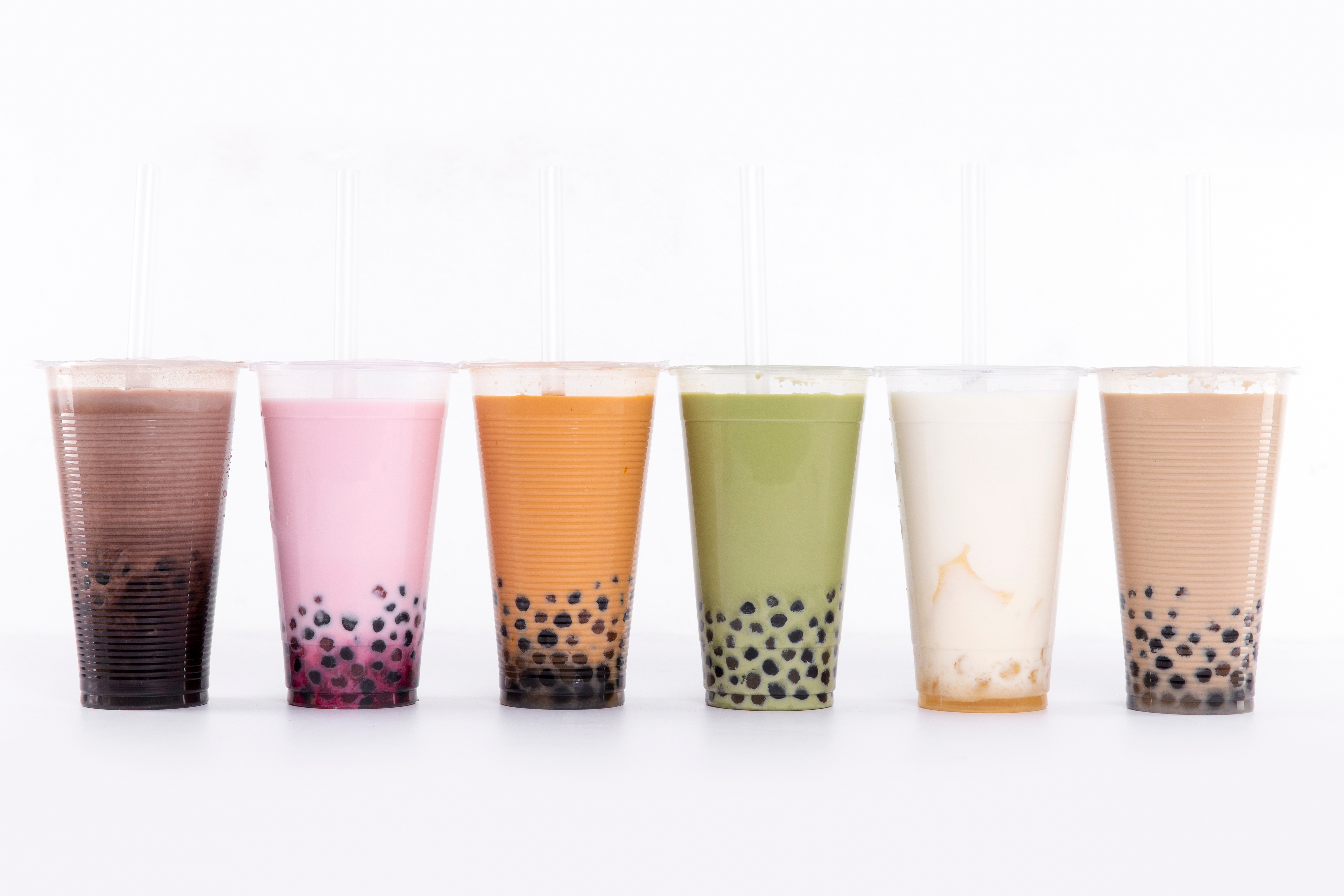 Where to Sip Chewy, Colorful Bubble Tea in Ann Arbor