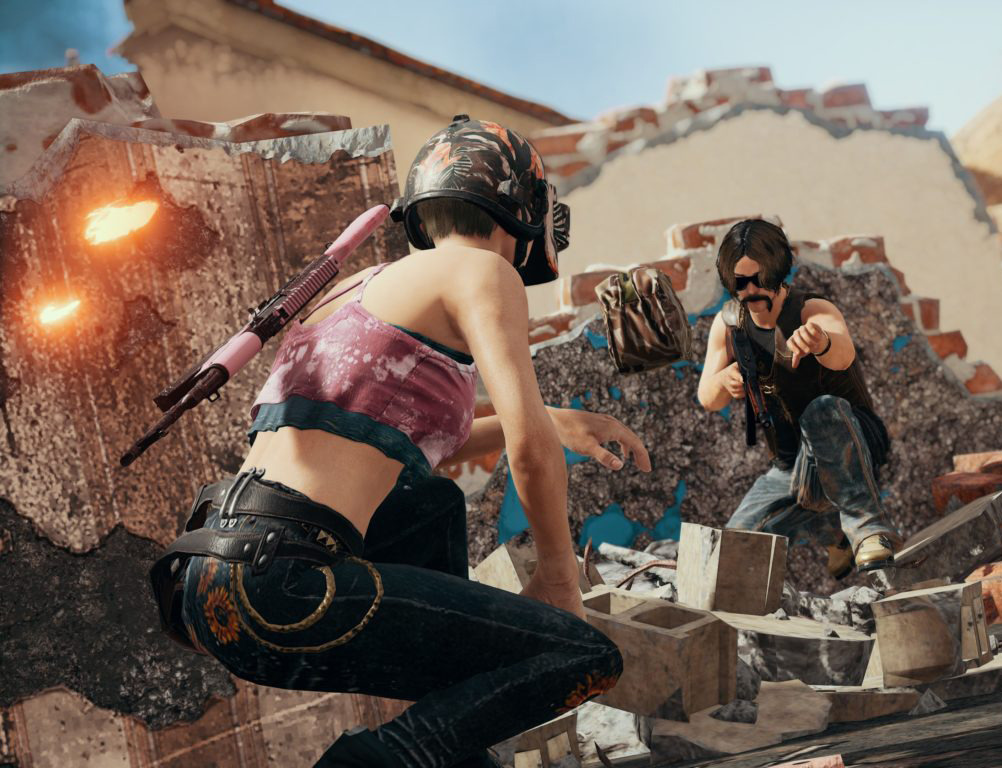 PUBG's next season will bring more gun fights to Miramar, and adds throwable weapons and gear