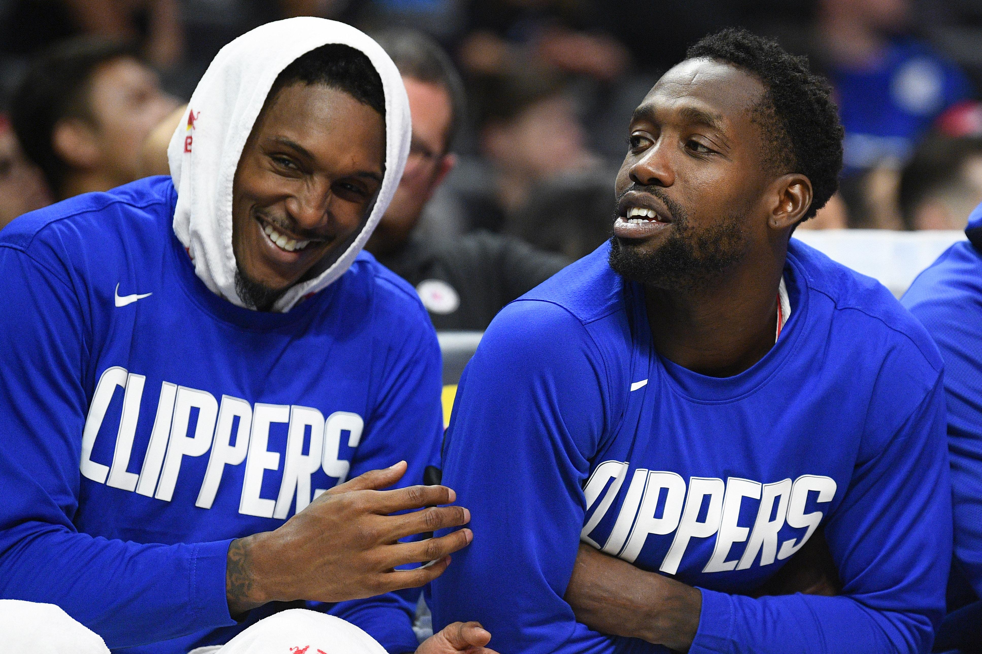 NBA: OCT 13 Preseason - Melbourne Utd at Clippers