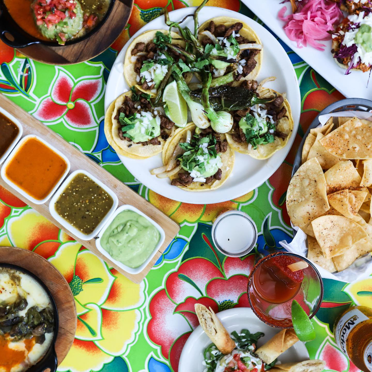 Tacos and more from Gabriela's