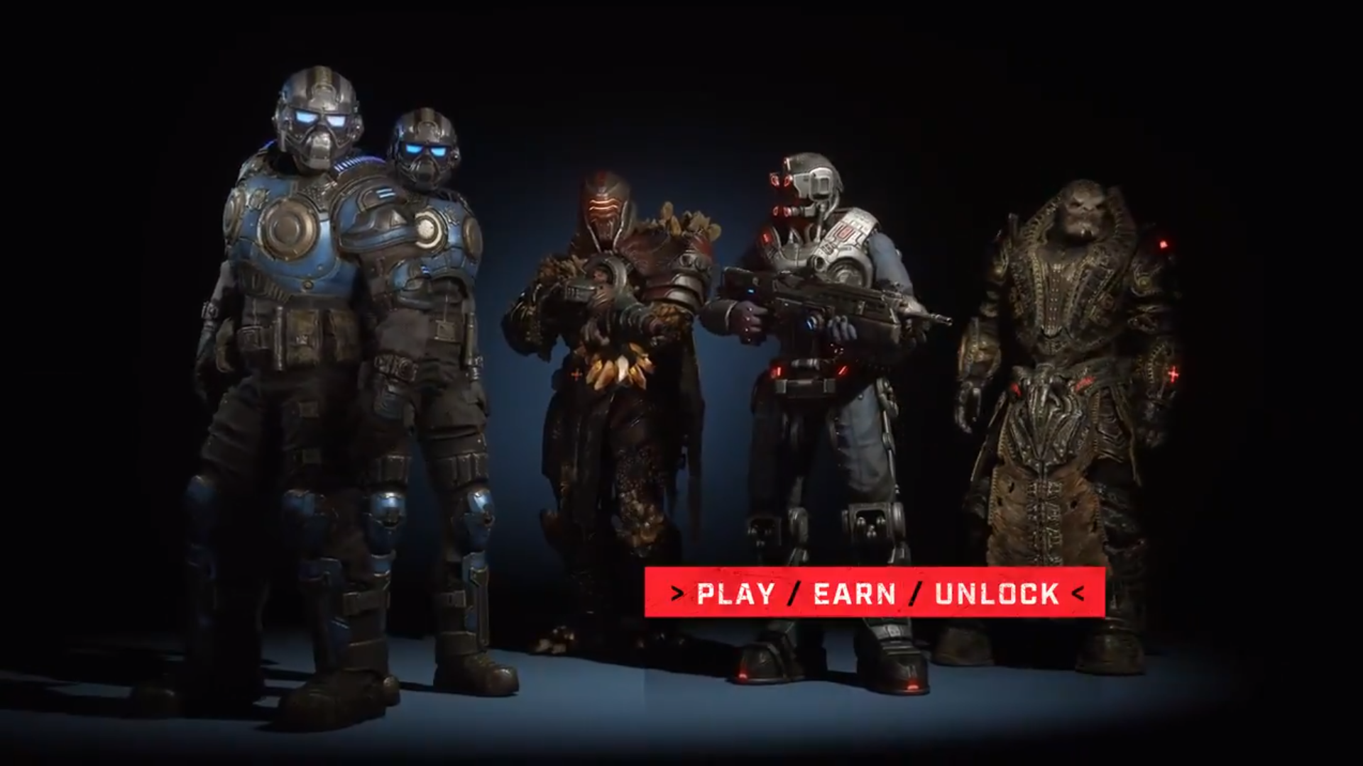 Gears 5 getting more Terminator, classic Gears characters today