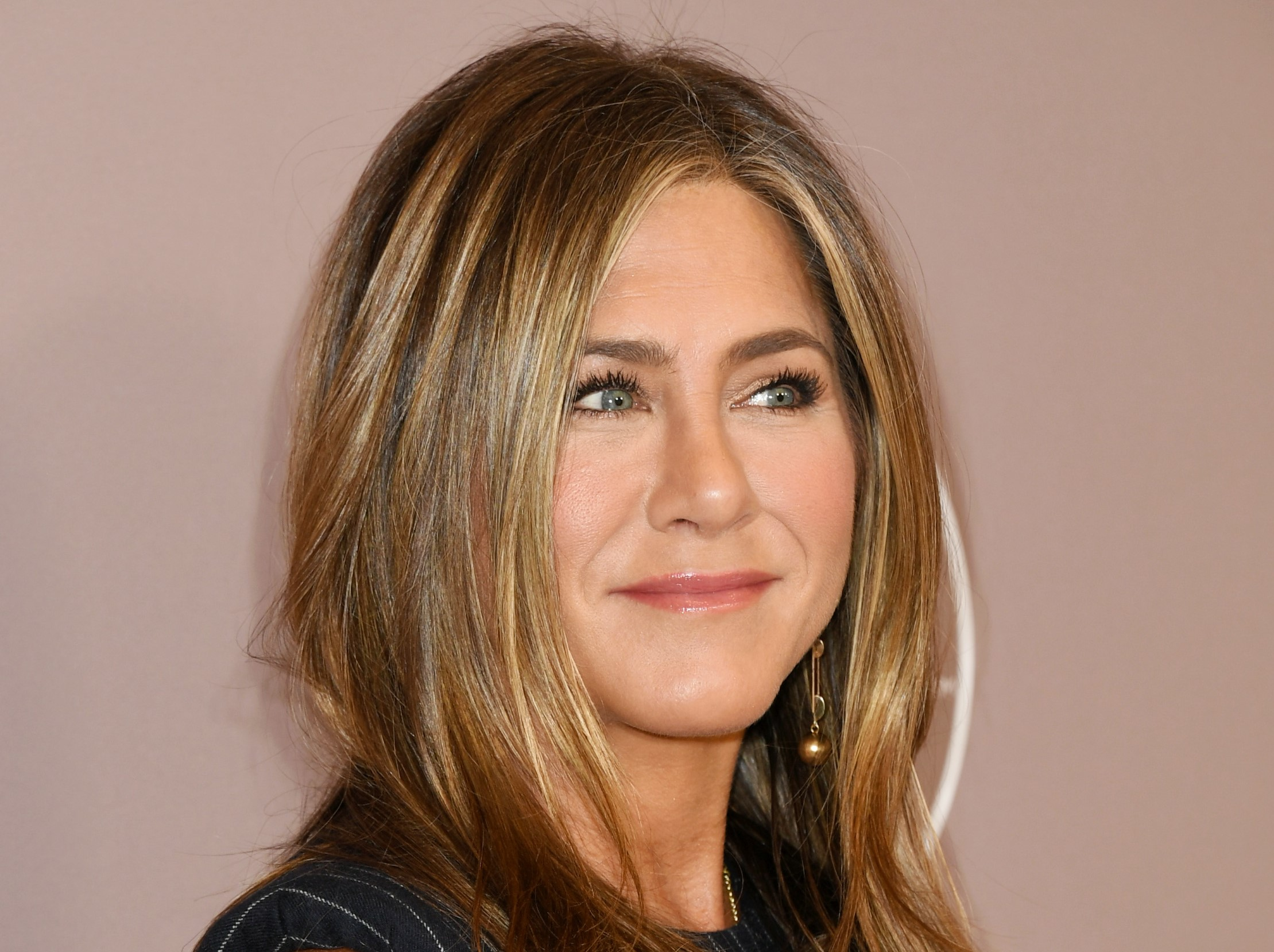Jennifer Aniston attends Variety's 2019 Power Of Women: Los Angeles last week in Beverly Hills, California.