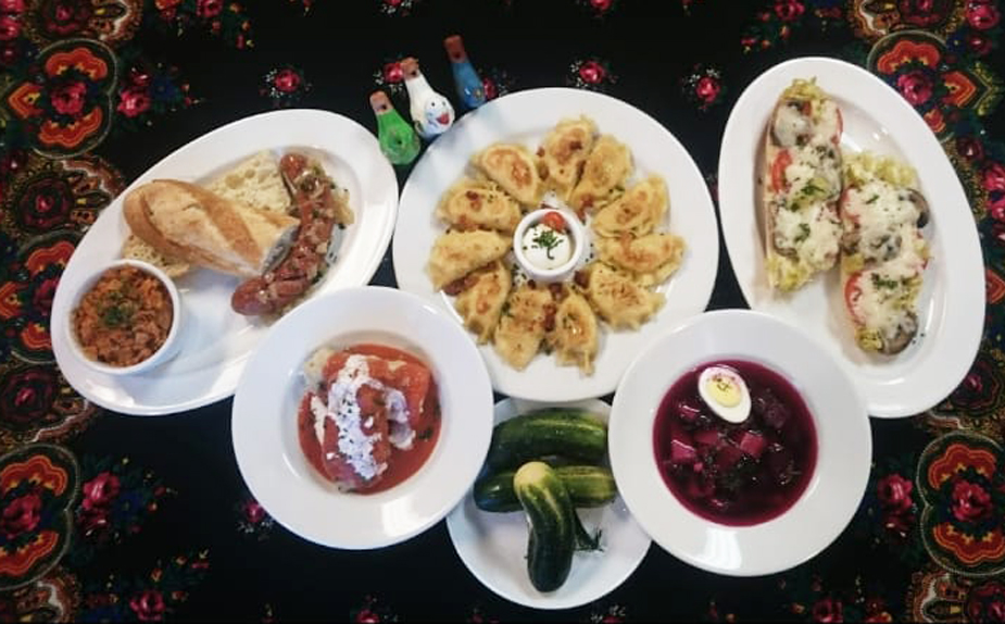 Polish Favorites to Find a Home at Pierogi Village