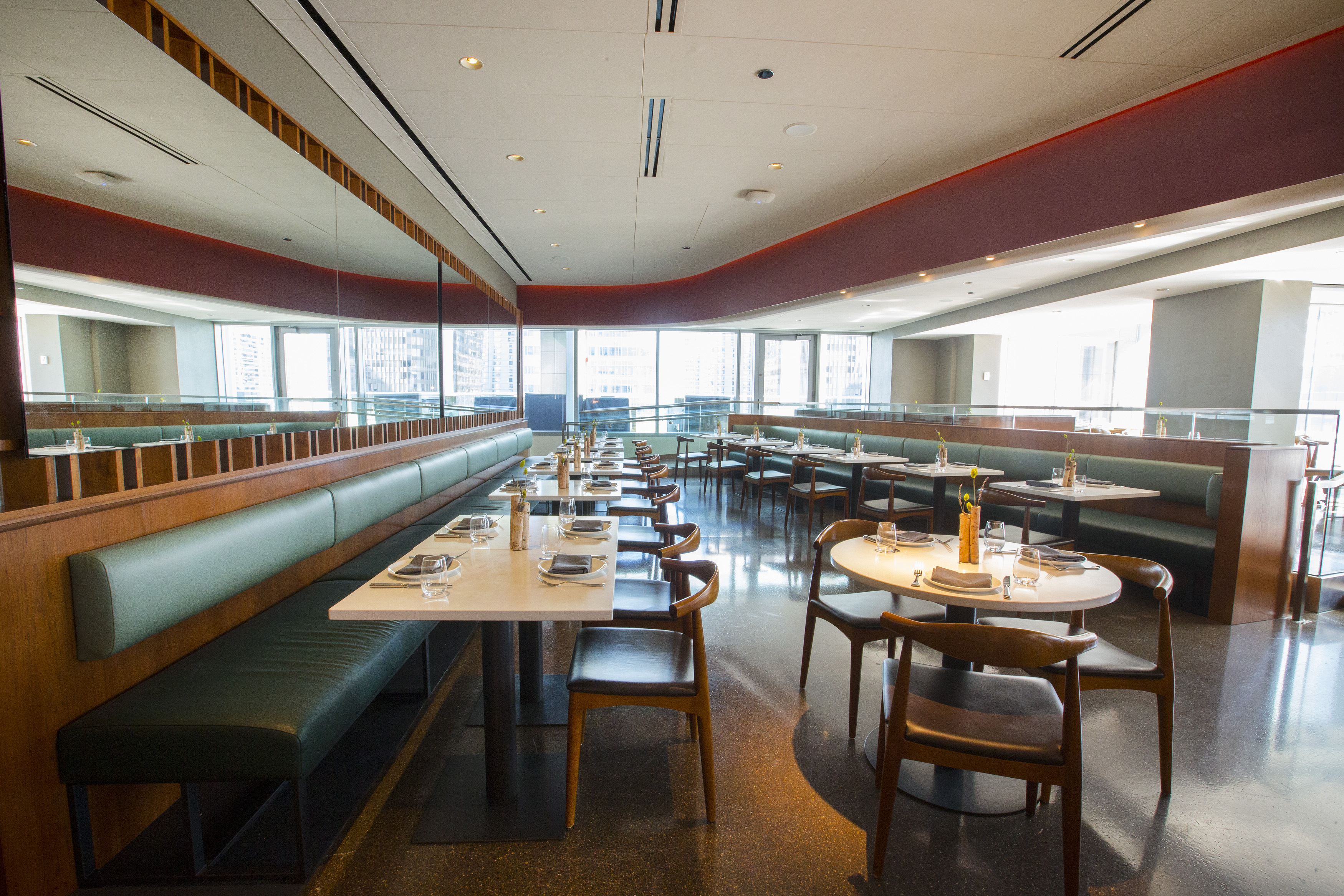 Inside Streeterville's New 18th-Floor Terrace Restaurant, Opening Today