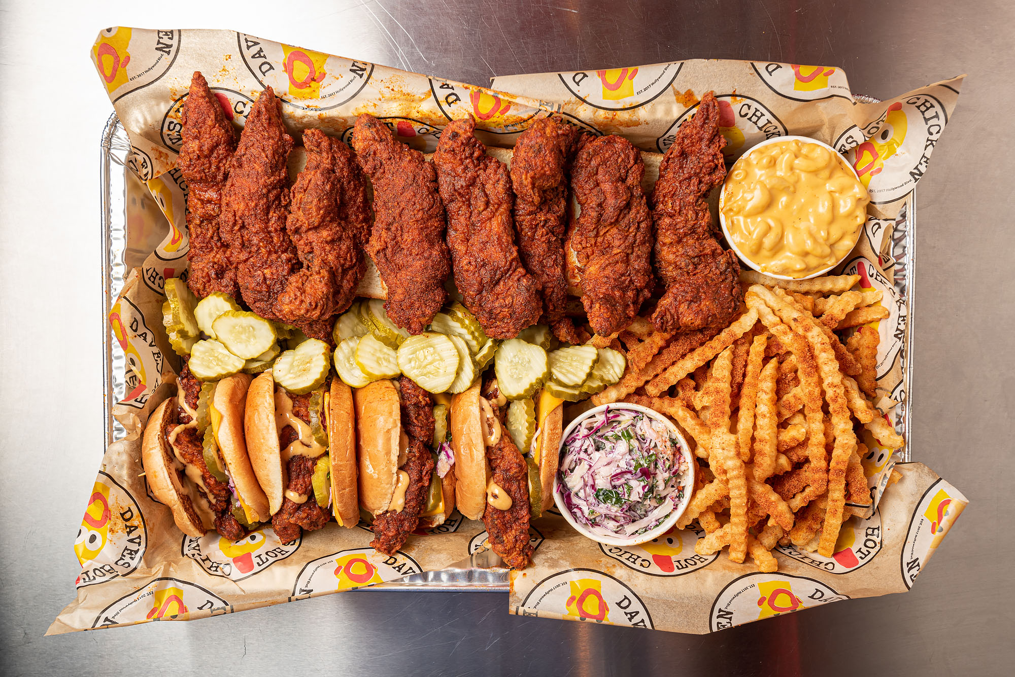 New LA Food Festival Focuses on That Beloved Bar Staple, the Chicken Tender