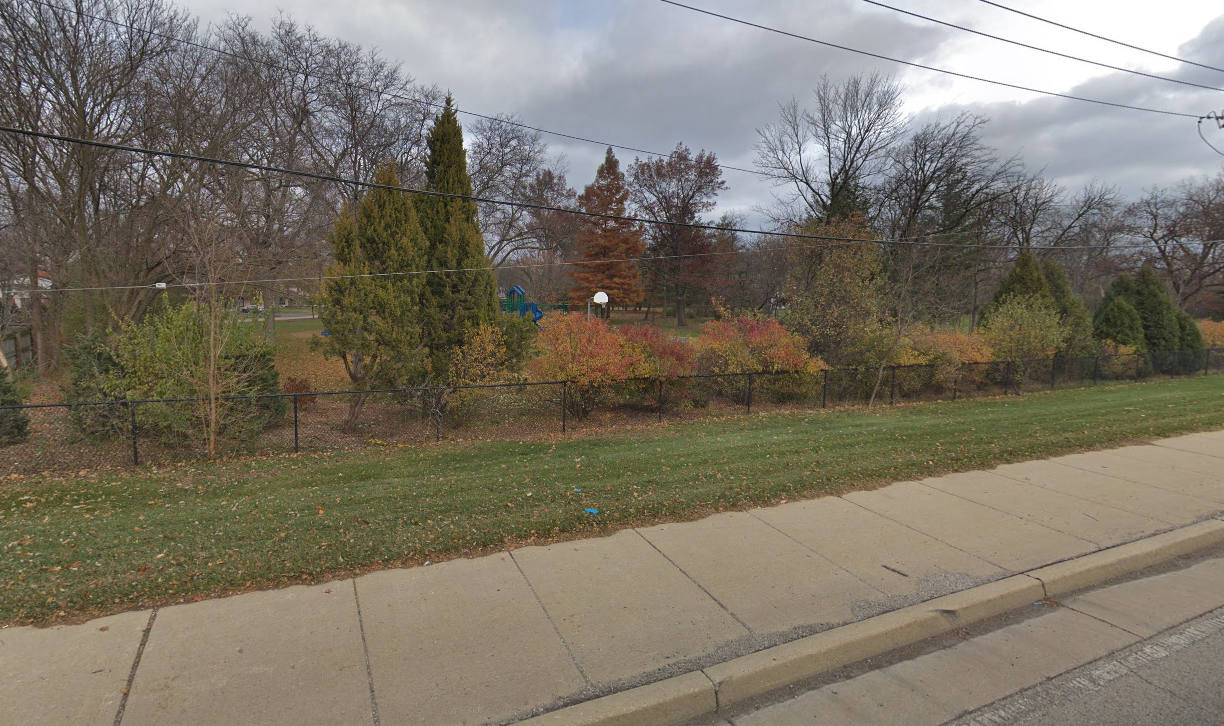 A man was found dead Oct. 15, 2019, in a park in the 1800 block of East Lake Avenue in Glenview.