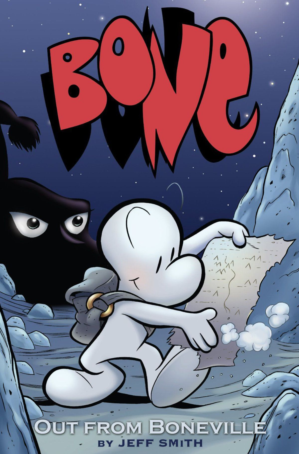 Fantasy comic Bone coming to Netflix as an animated series
