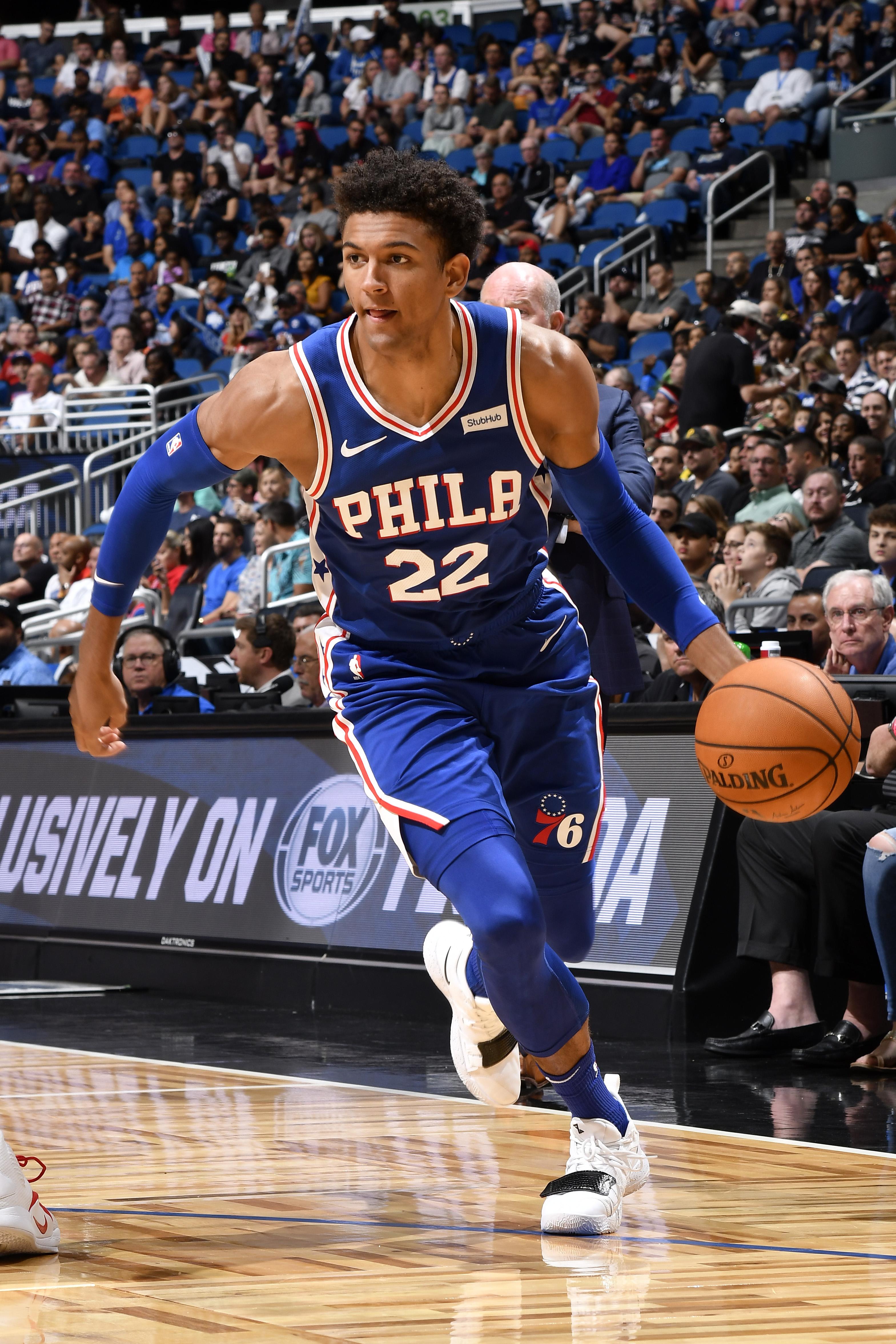 Philadelphia 76ers v Orlando Magic