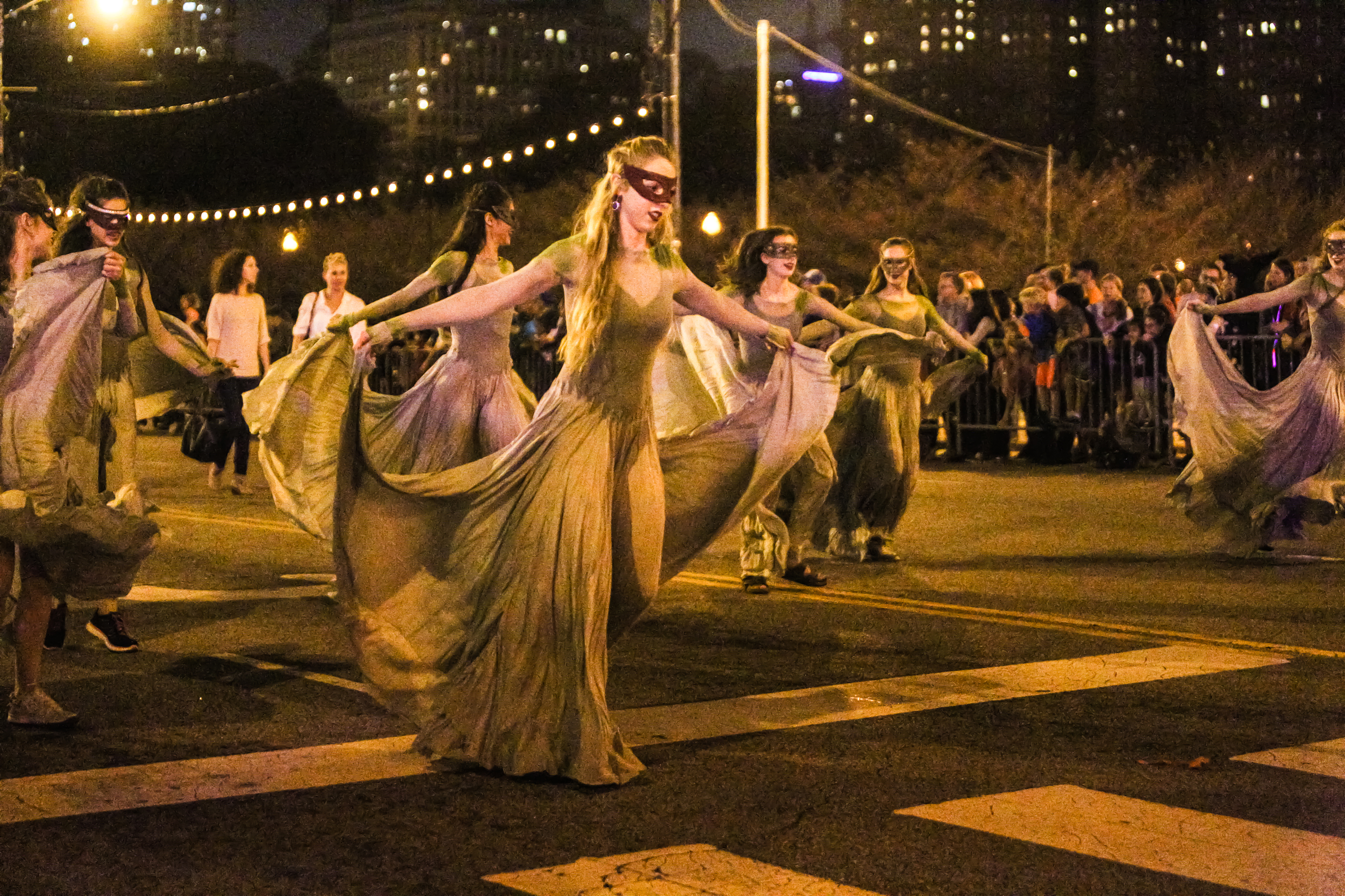 The Arts in the Dark Halloween Parade promises spectacle, music, dance and more, at it showcases the talents of Chicago's diverse cultural community.