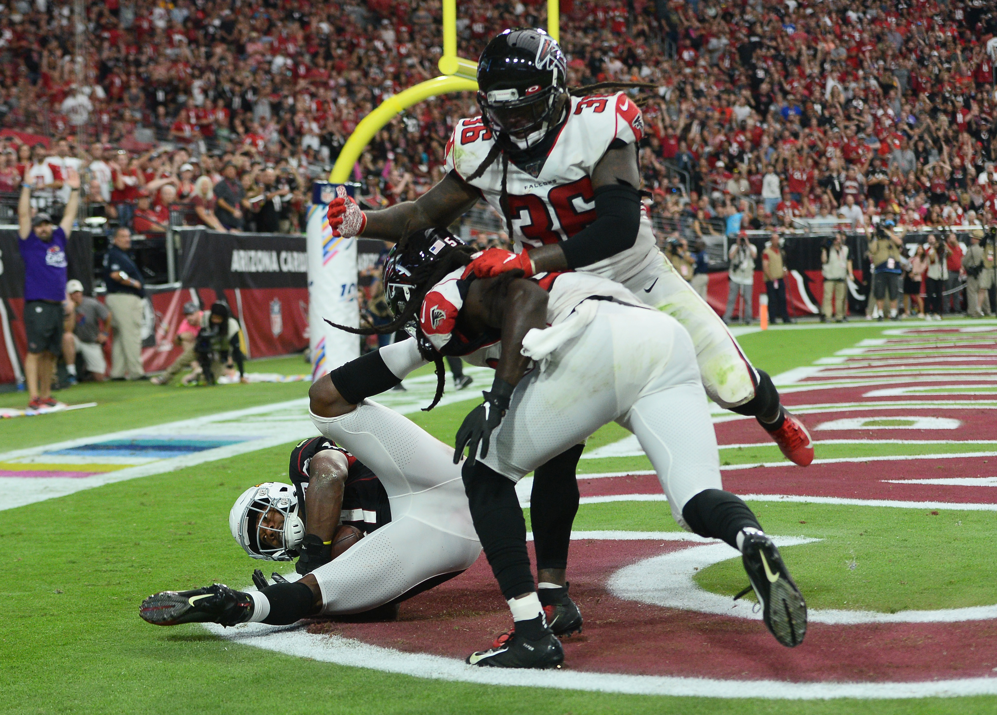 NFL: Atlanta Falcons at Arizona Cardinals