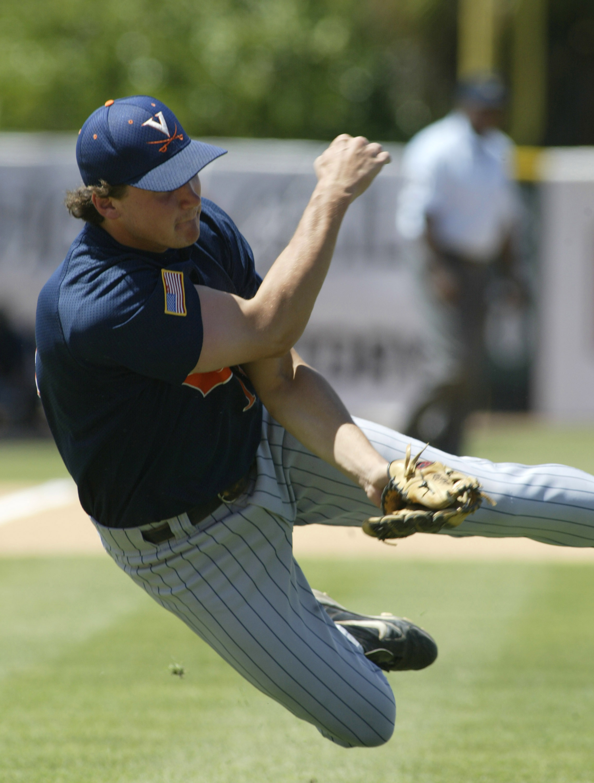 NCAA Baseball - University of Miami vs Virginia Cavaliers - April 25, 2004