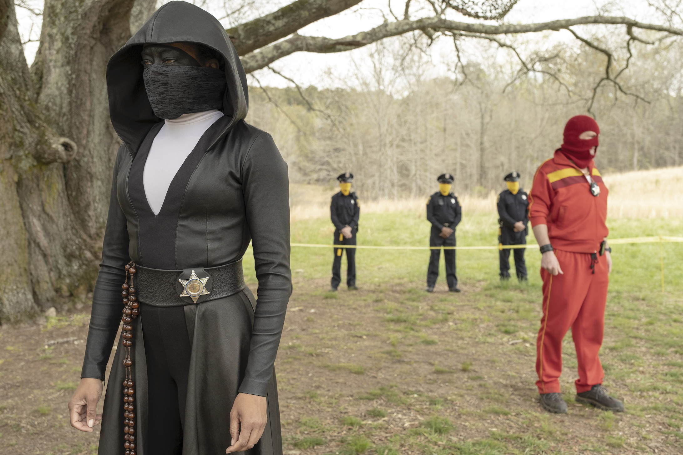 I think HBO's Watchmen is tremendous television. Lots of people will strongly disagree.