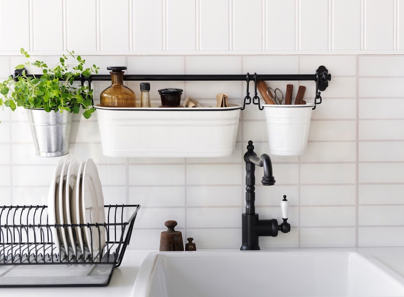 25 storage solutions to try around your home