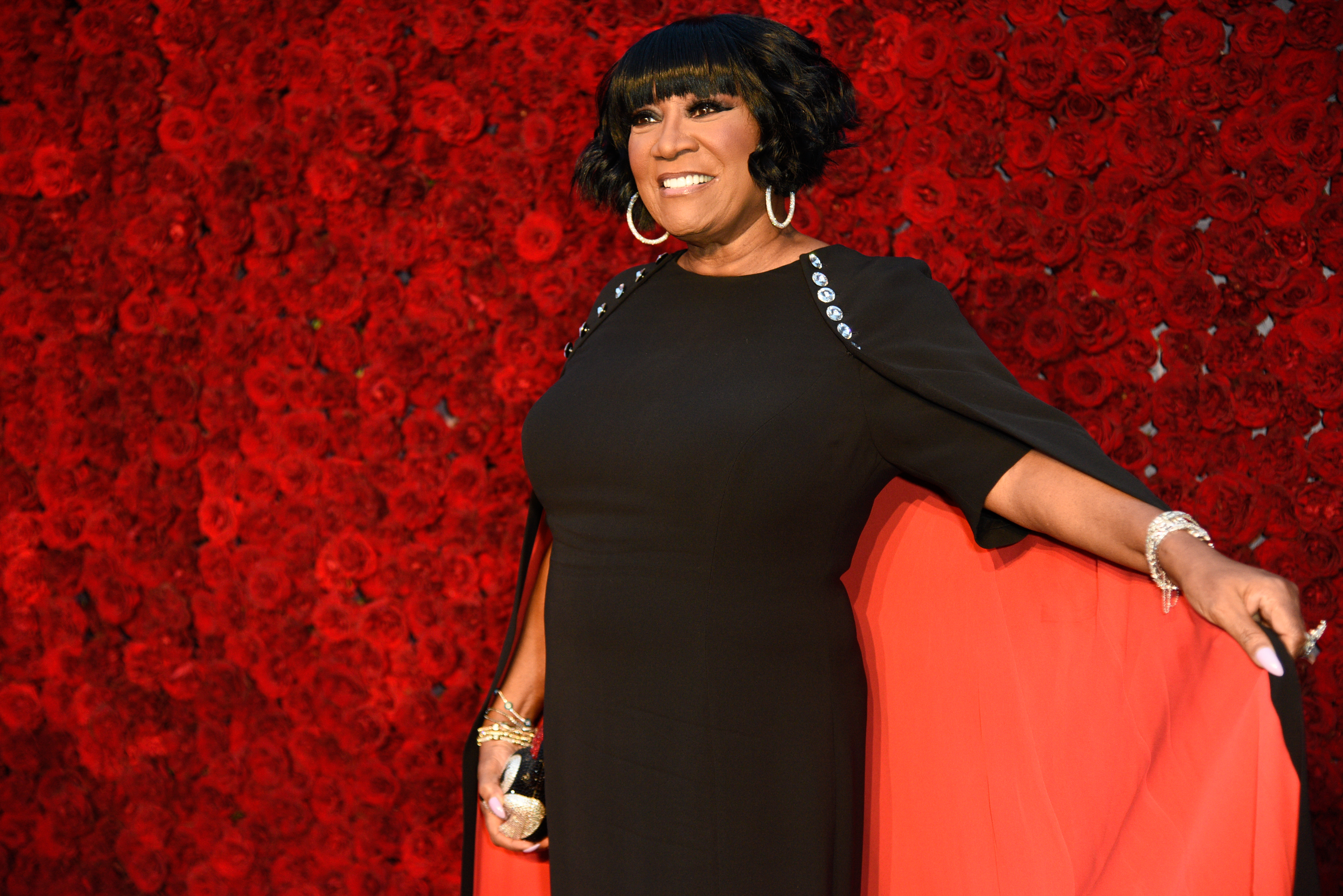 Patti LaBelle attends Tyler Perry Studios grand opening gala earlier this month in Atlanta, Georgia.