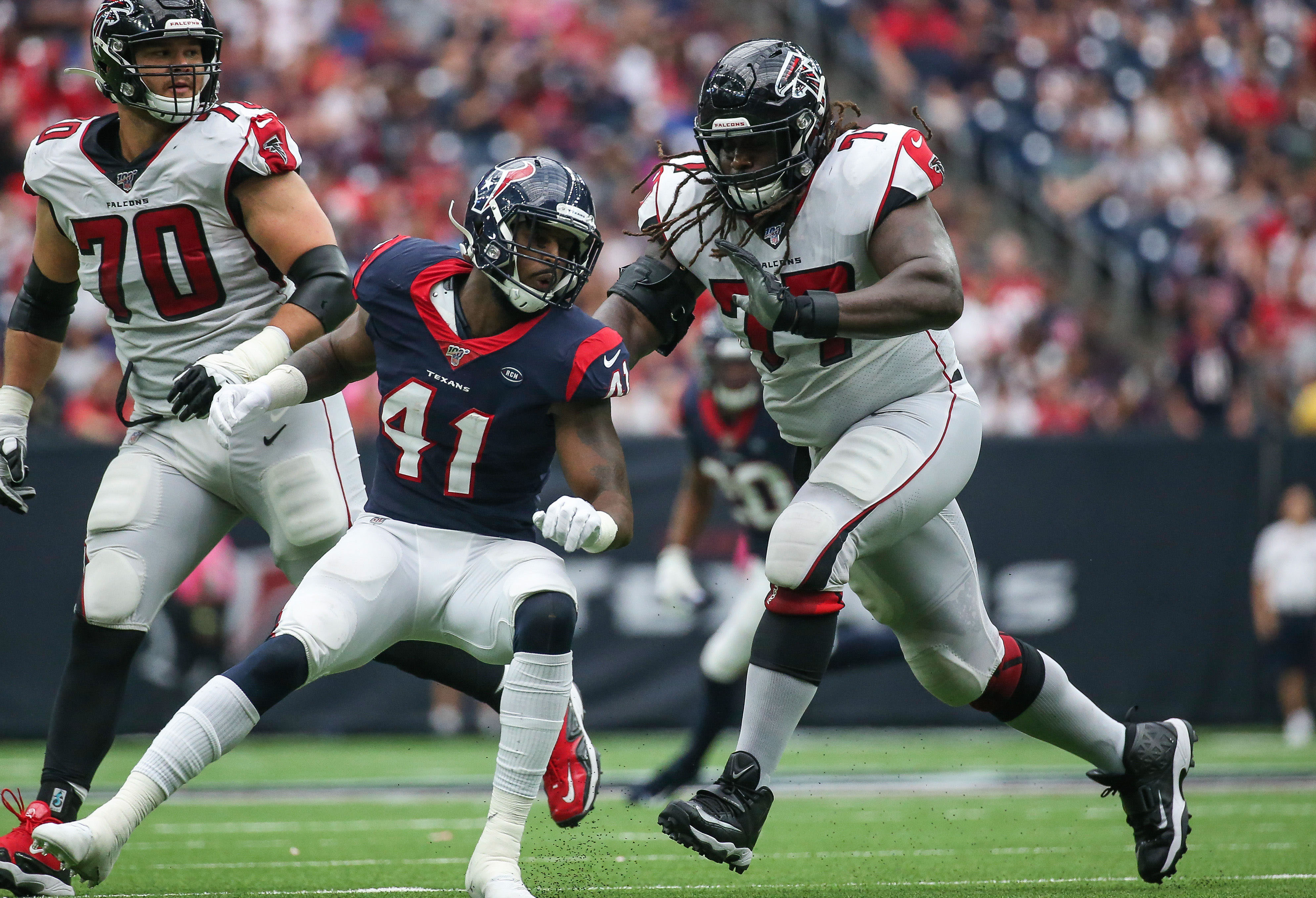 NFL: Atlanta Falcons at Houston Texans