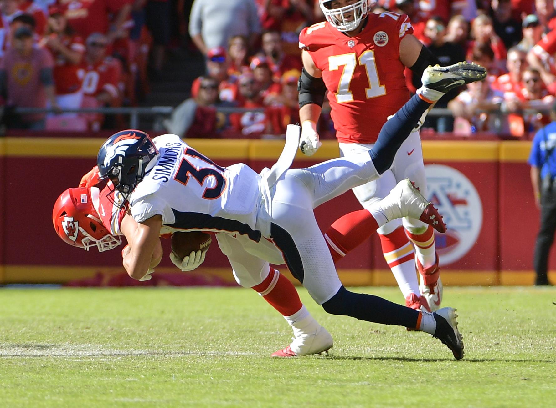 NFL: Denver Broncos at Kansas City Chiefs