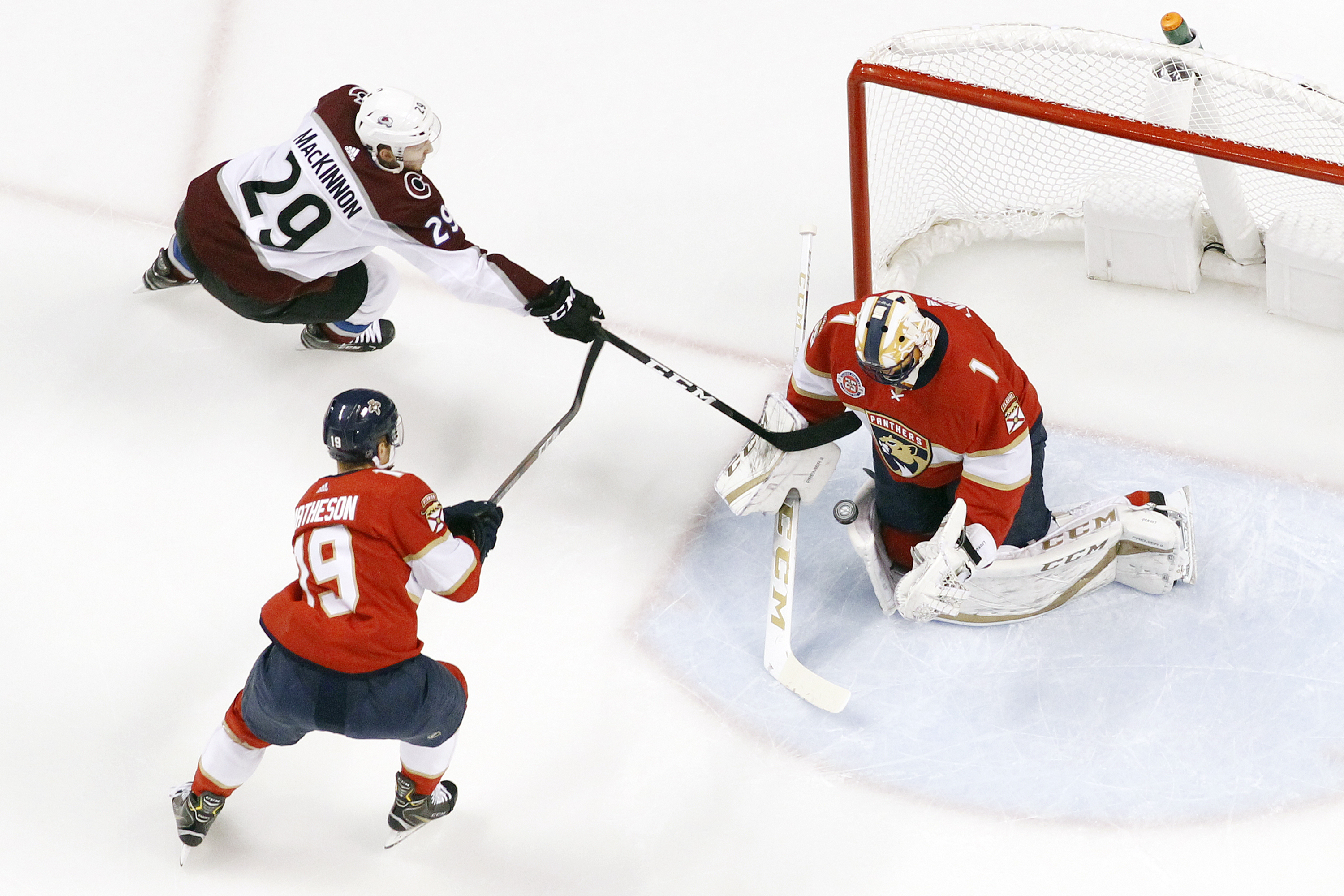 NHL: DEC 06 Avalanche at Panthers