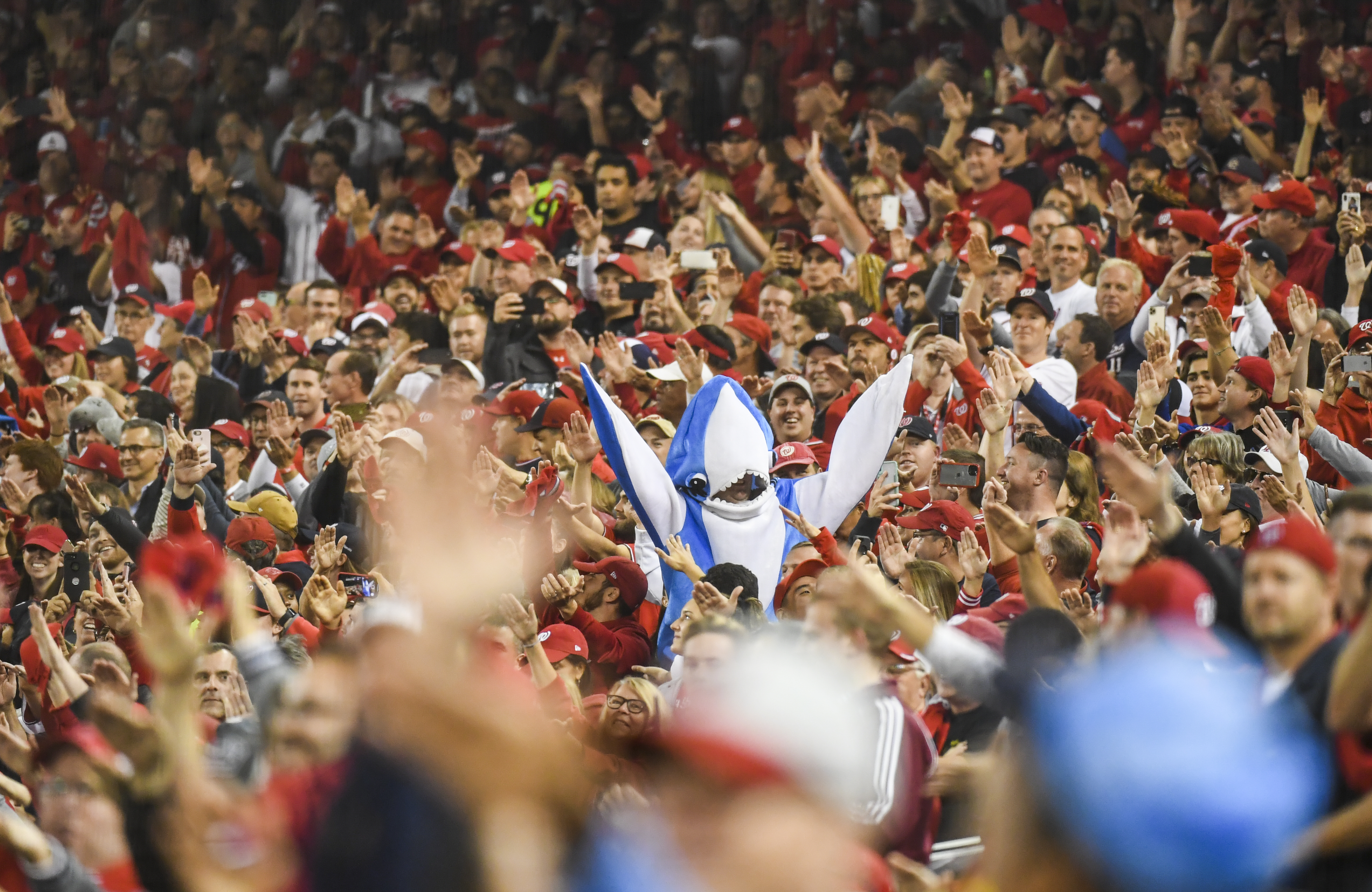 MLB-Game Four of the NLCS between the Washington Nationals and St. Louis Cardinals