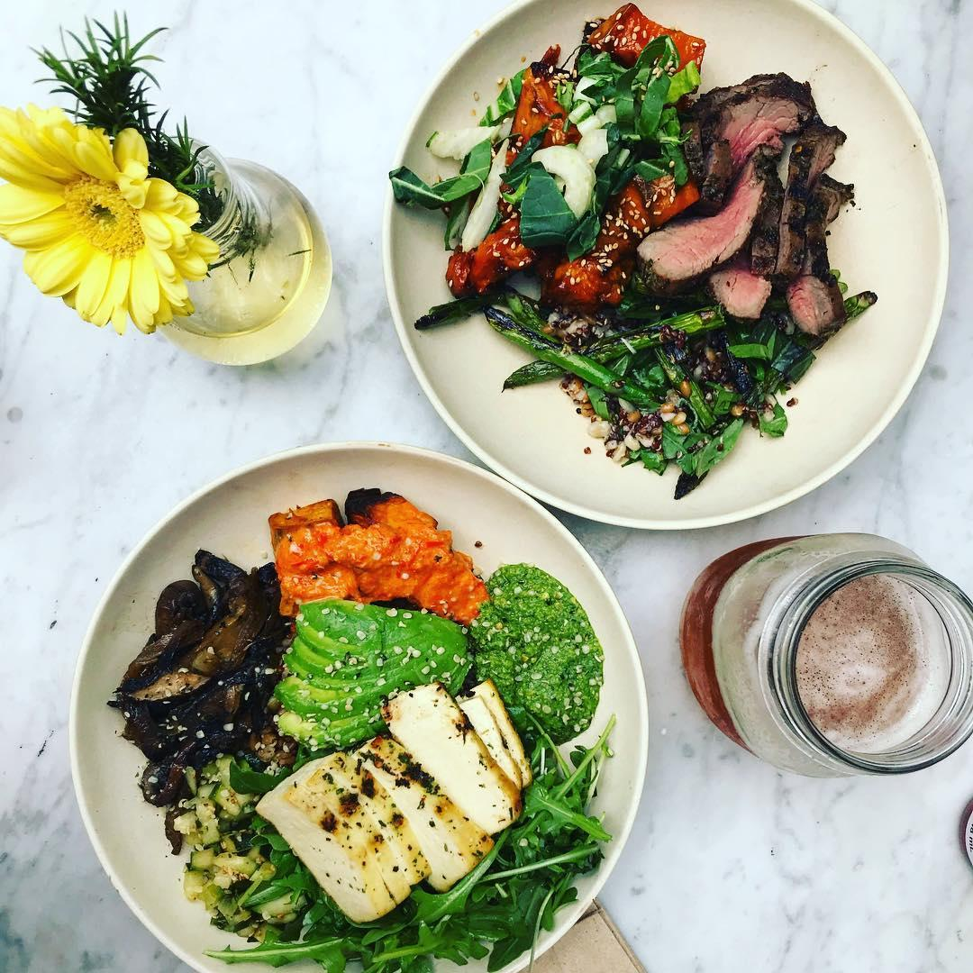 Fast-Casual Flower Child Will Debut Cocktails at Its Biggest Dallas Location to Date