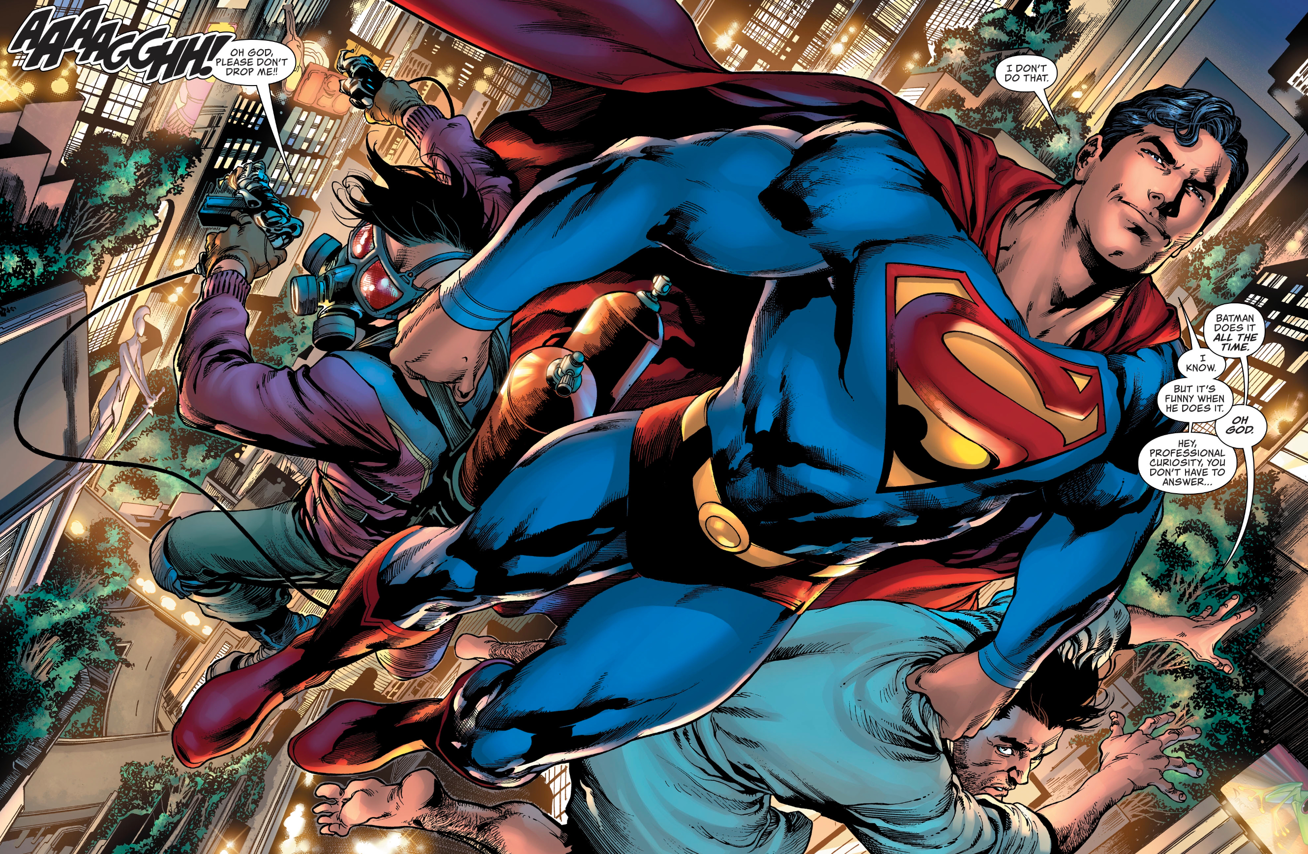 Superman will ditch his secret identity in December, no takebacksies