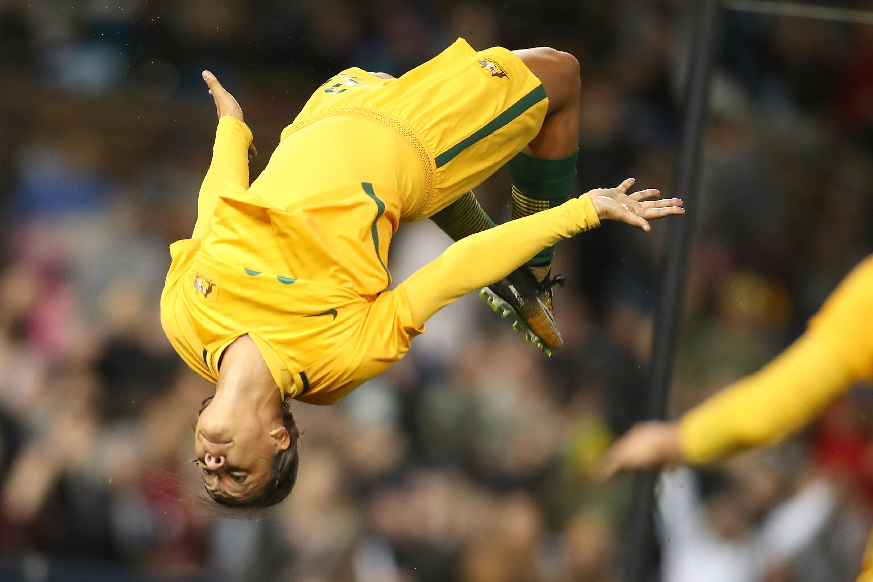 Sam Kerr to Chelsea? Yes please!