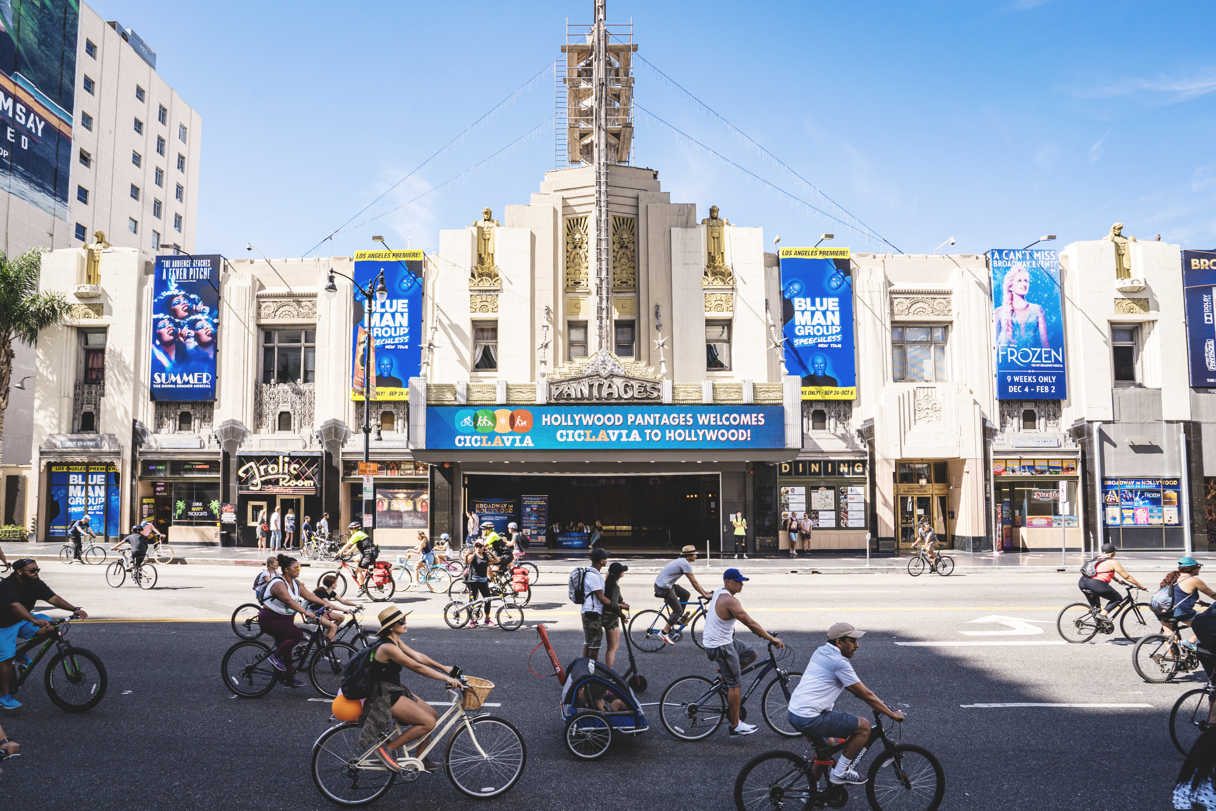 7 Los Angeles streets that should go car-free
