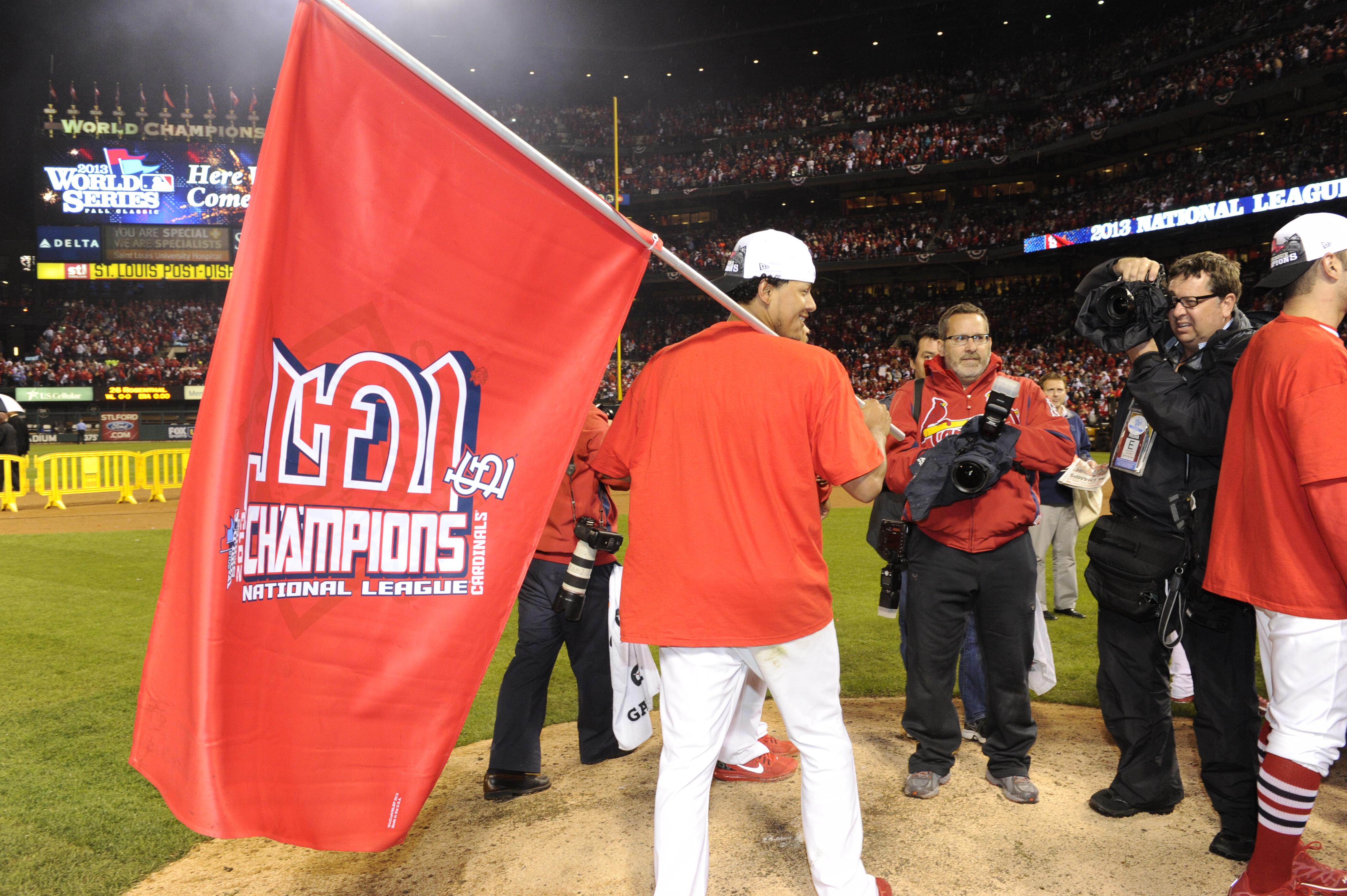 NLCS Game Six: Los Angeles Dodgers v. St. Louis Cardinals