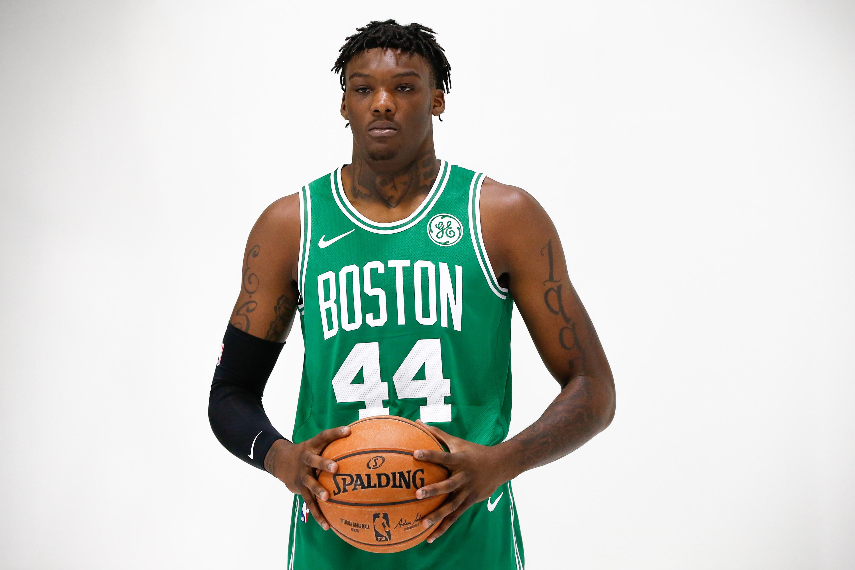 NBA: Boston Celtics-Media Day