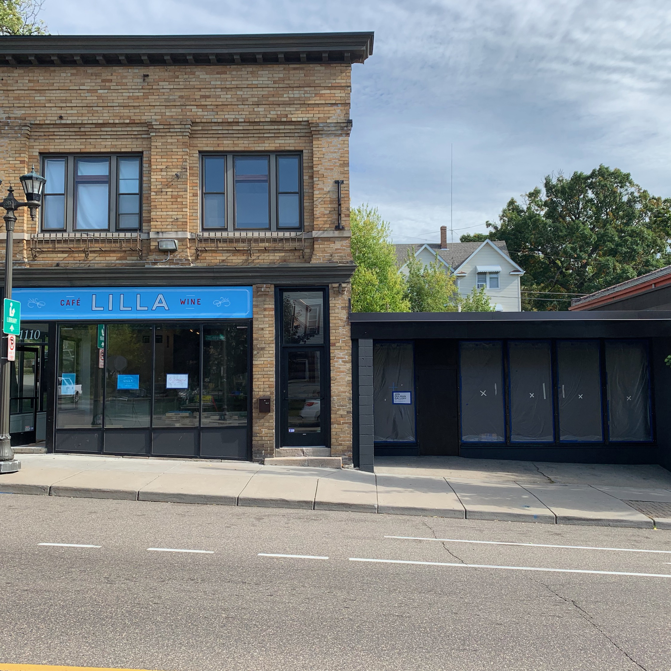 A Cafe with an Art Gallery Will Open on Payne Avenue Next Month