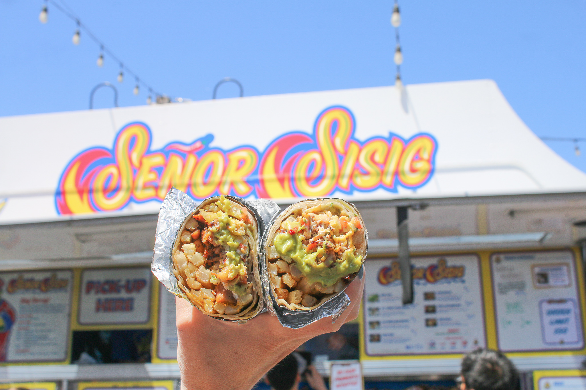 Filipino Food Truck Señor Sisig Sets Opening Date for Permanent Outpost