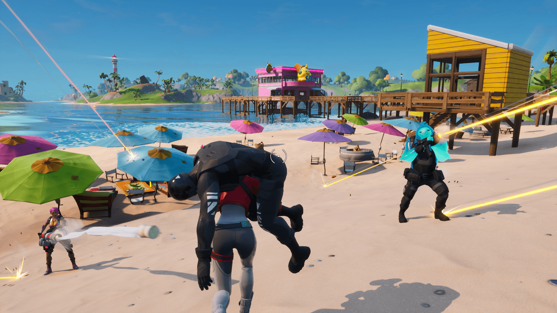 """Fortnite"" is back with a whole new map."