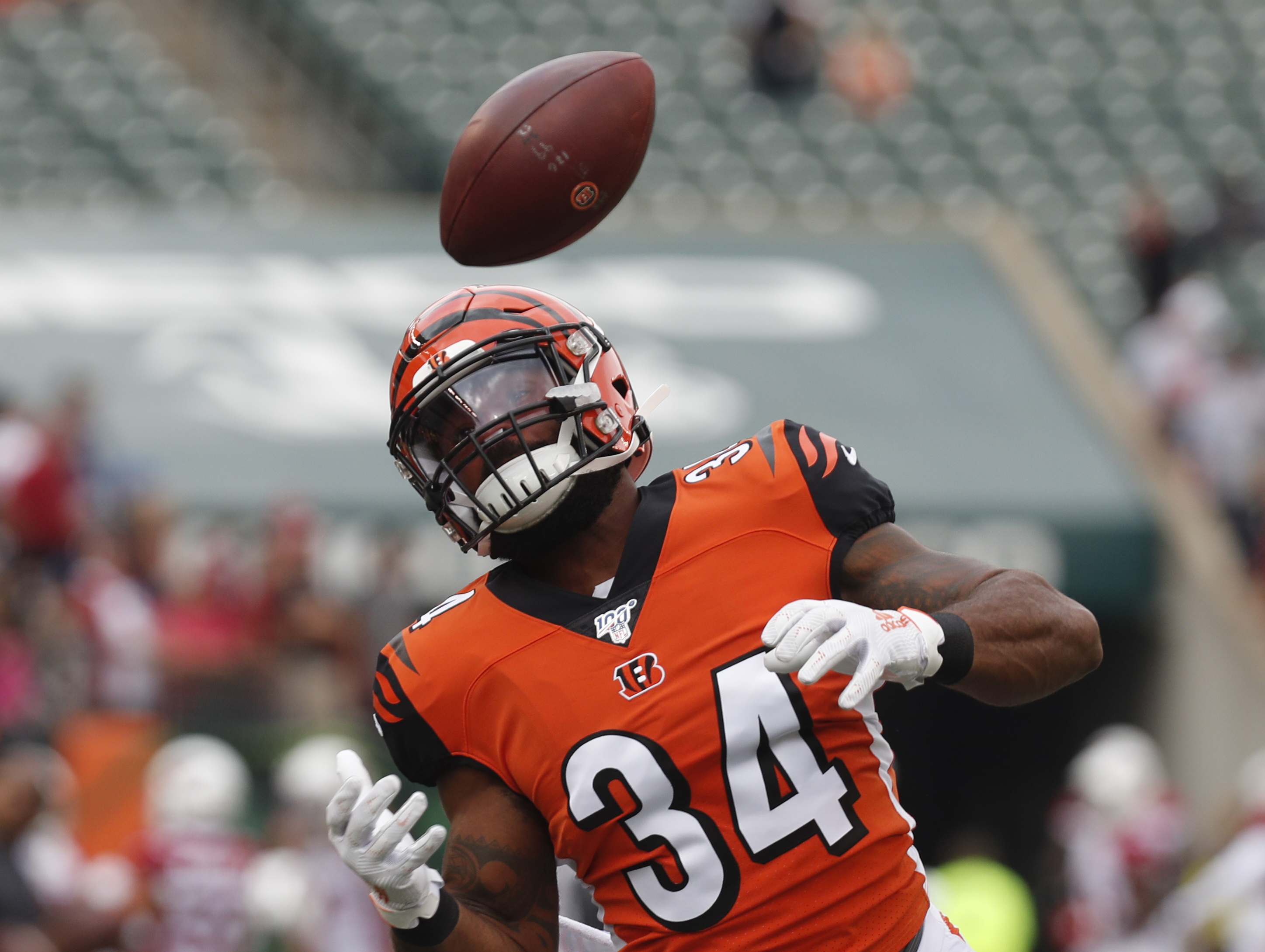 NFL: Arizona Cardinals at Cincinnati Bengals