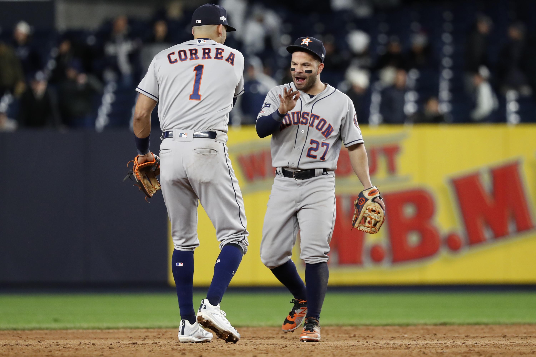 2019 ALCS Game 4 - Houston Astros v. New York Yankees