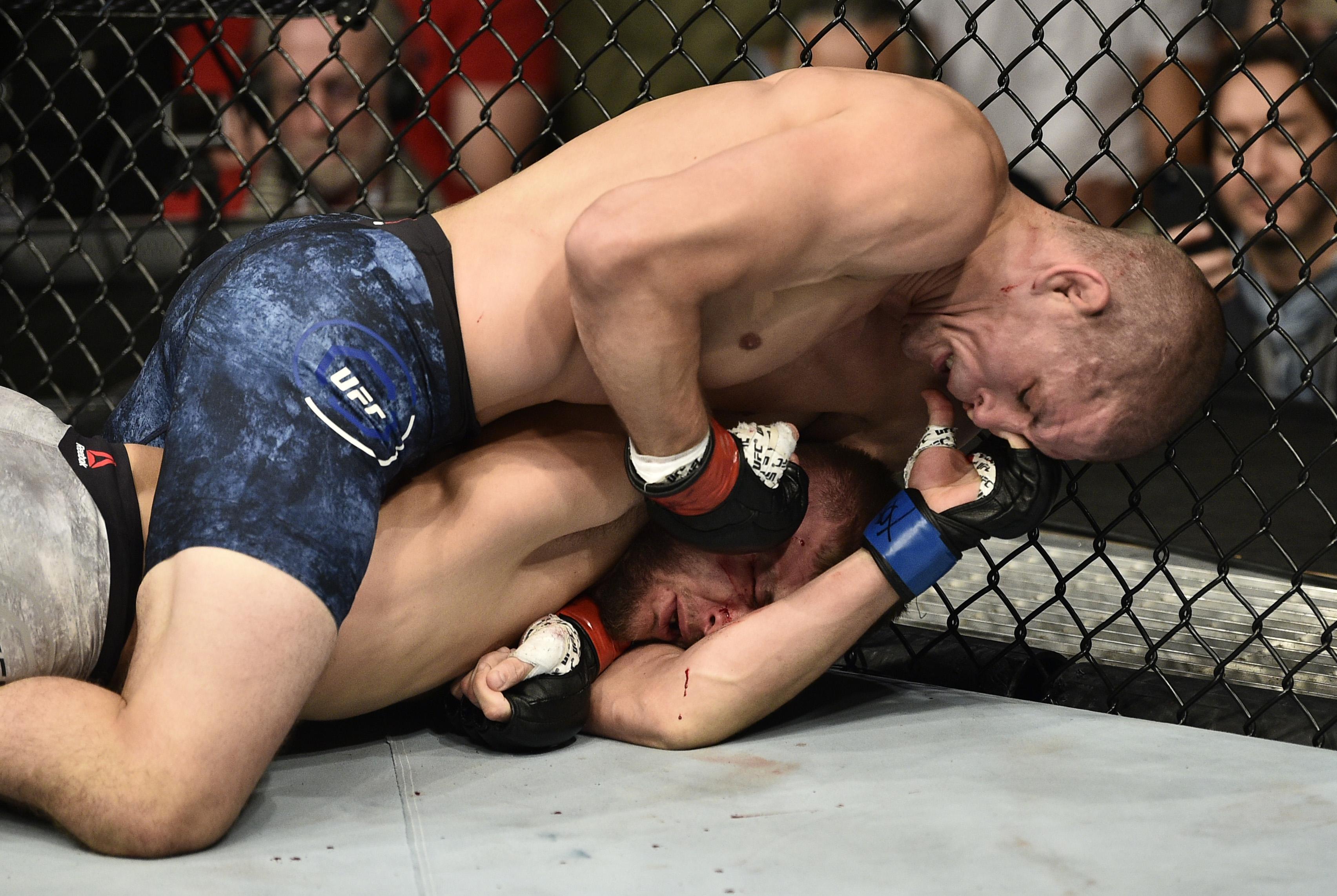 UFC Fight Night: Lauzon v Pearce