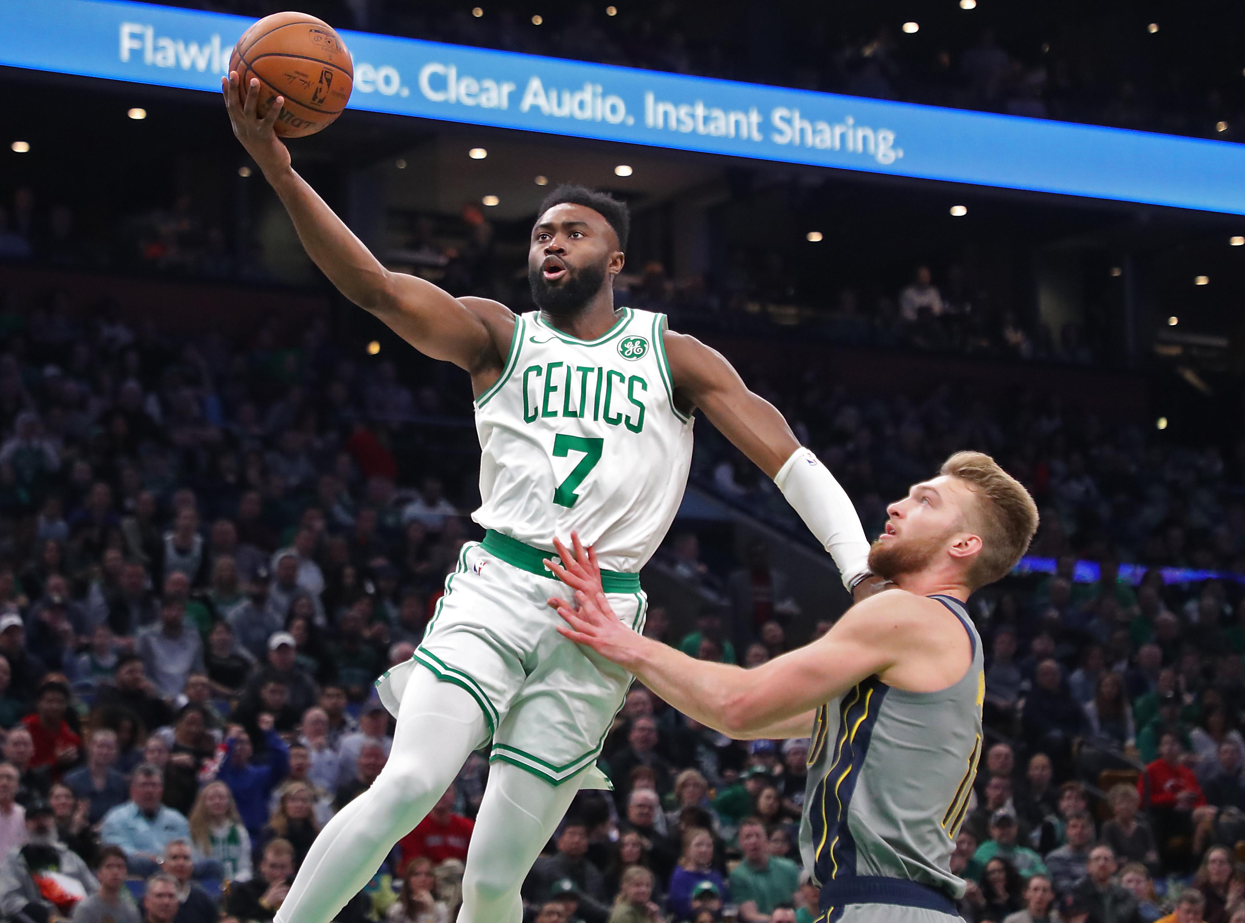 Indiana Pacers Vs Boston Celtics At TD Garden