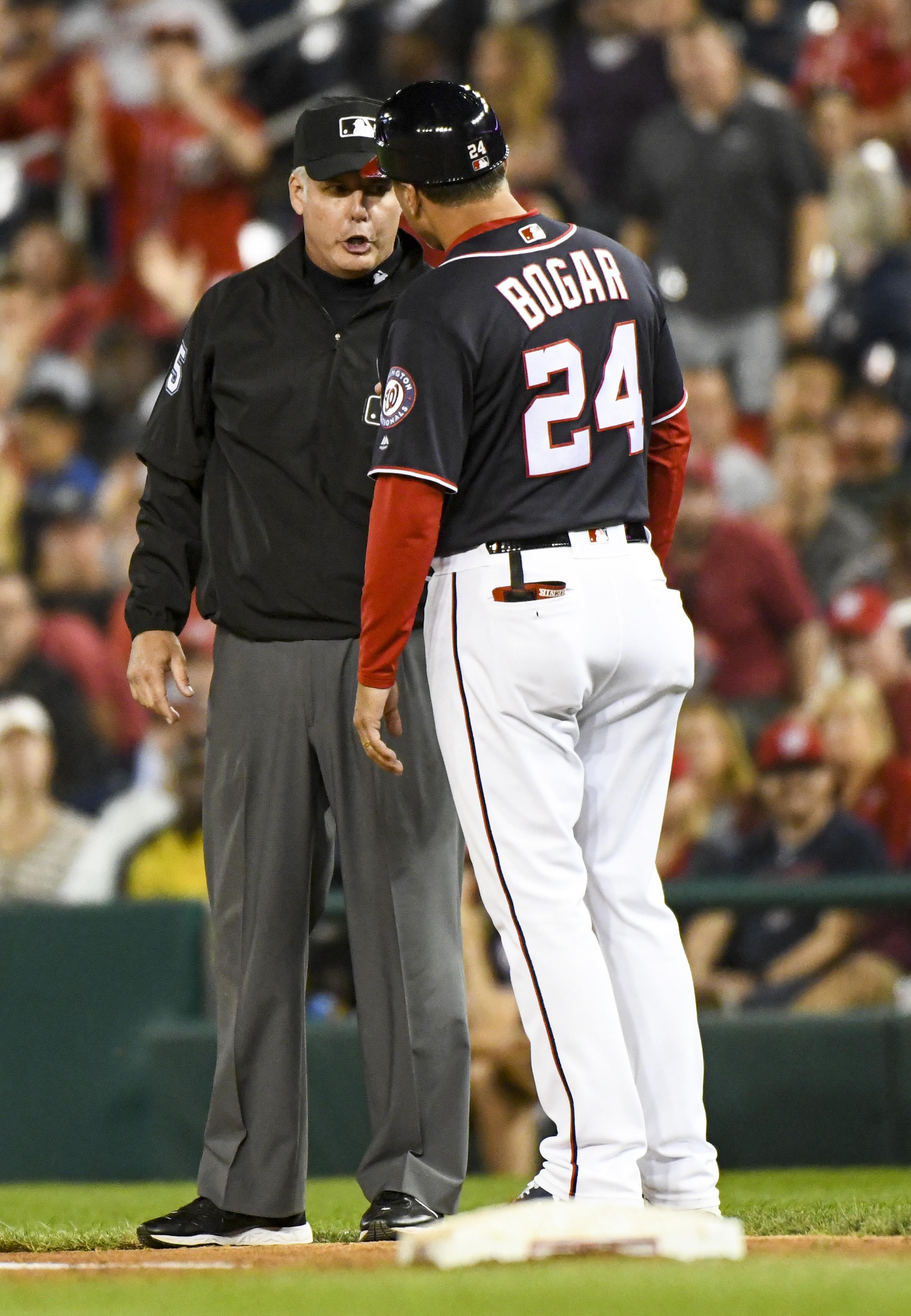 MLB: SEP 13 Braves at Nationals